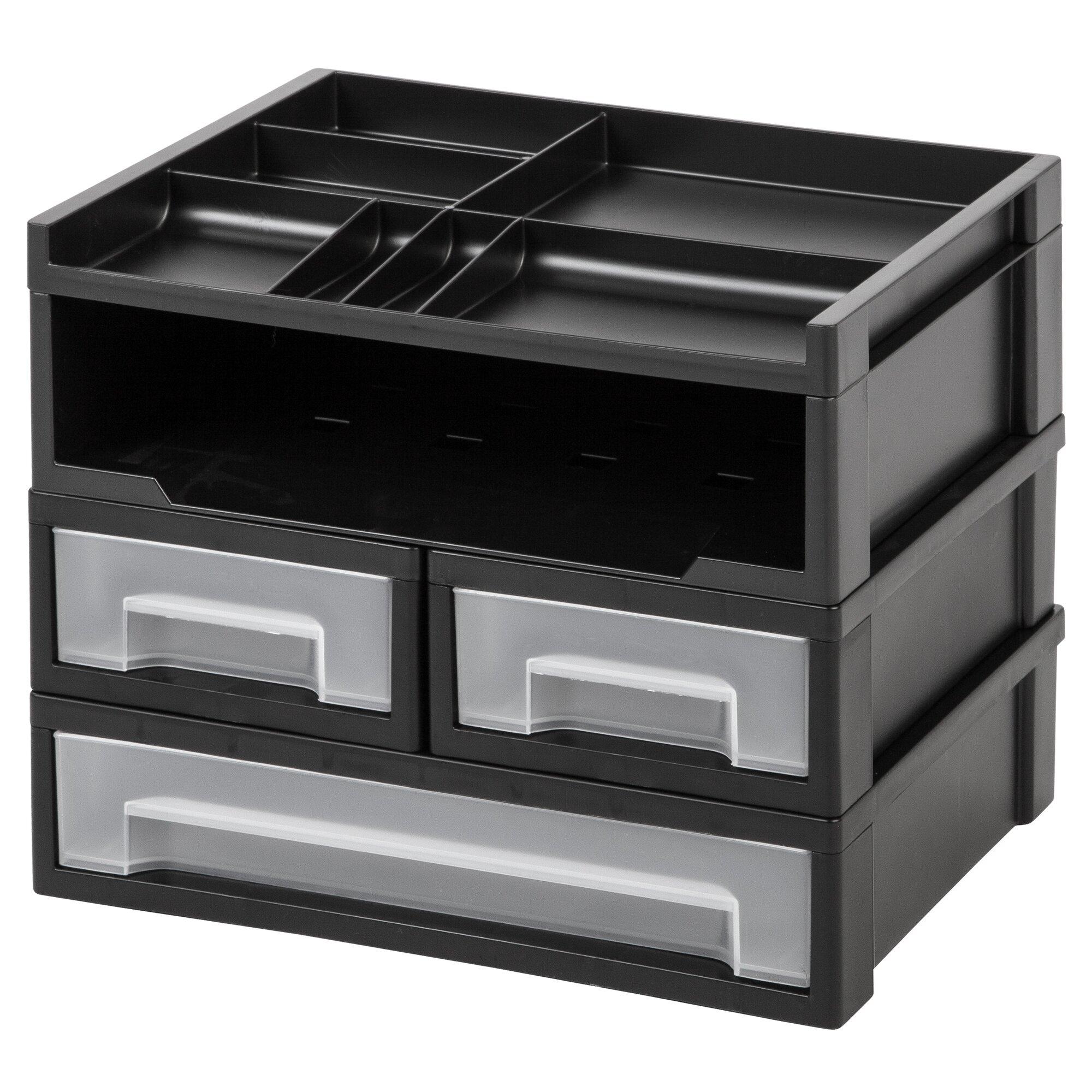 iris desk top organizer reviews wayfair. Black Bedroom Furniture Sets. Home Design Ideas