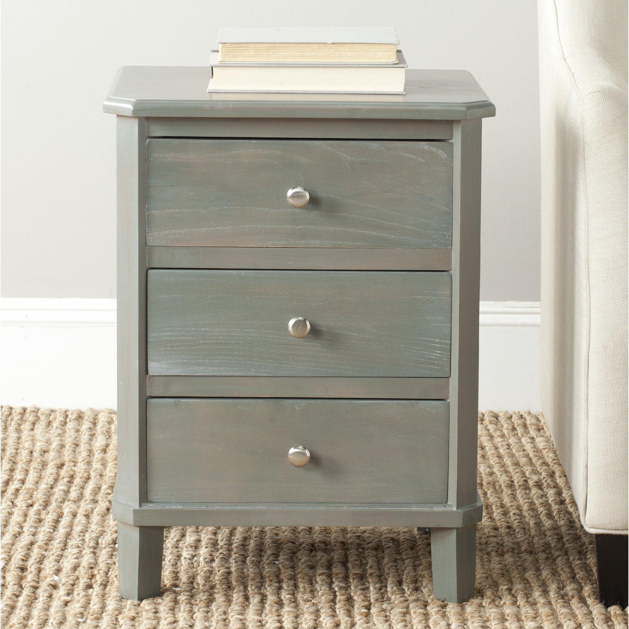 belle de nuit end table reviews allmodern. Black Bedroom Furniture Sets. Home Design Ideas