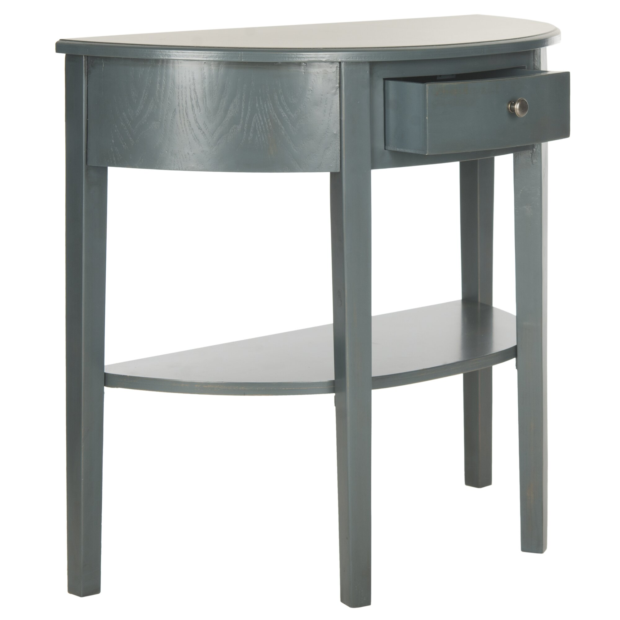 Safavieh Richard Demilune Console Table S Wayfair