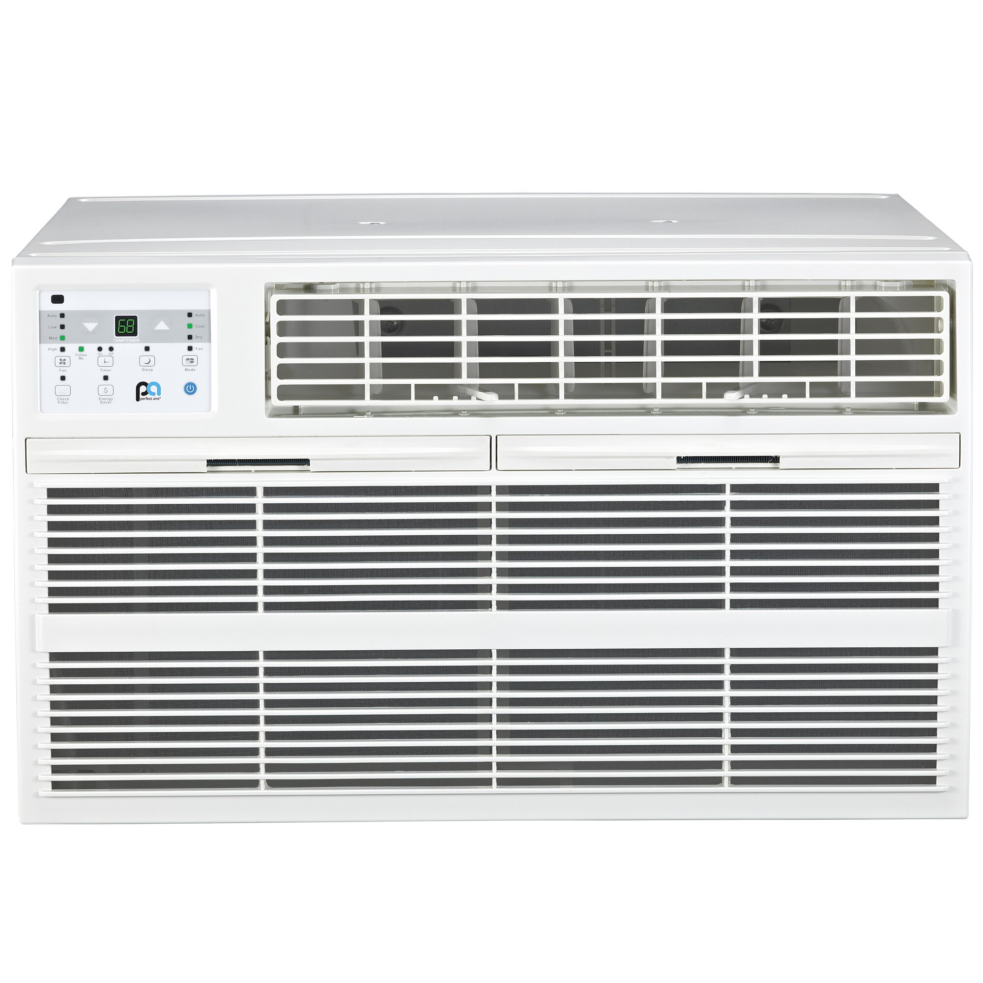 #5A6A71 PerfectAire 14 000 BTU Through The Wall Air Conditioner  Brand New 9861 14000 Btu Wall Air Conditioner images with 2000x2000 px on helpvideos.info - Air Conditioners, Air Coolers and more