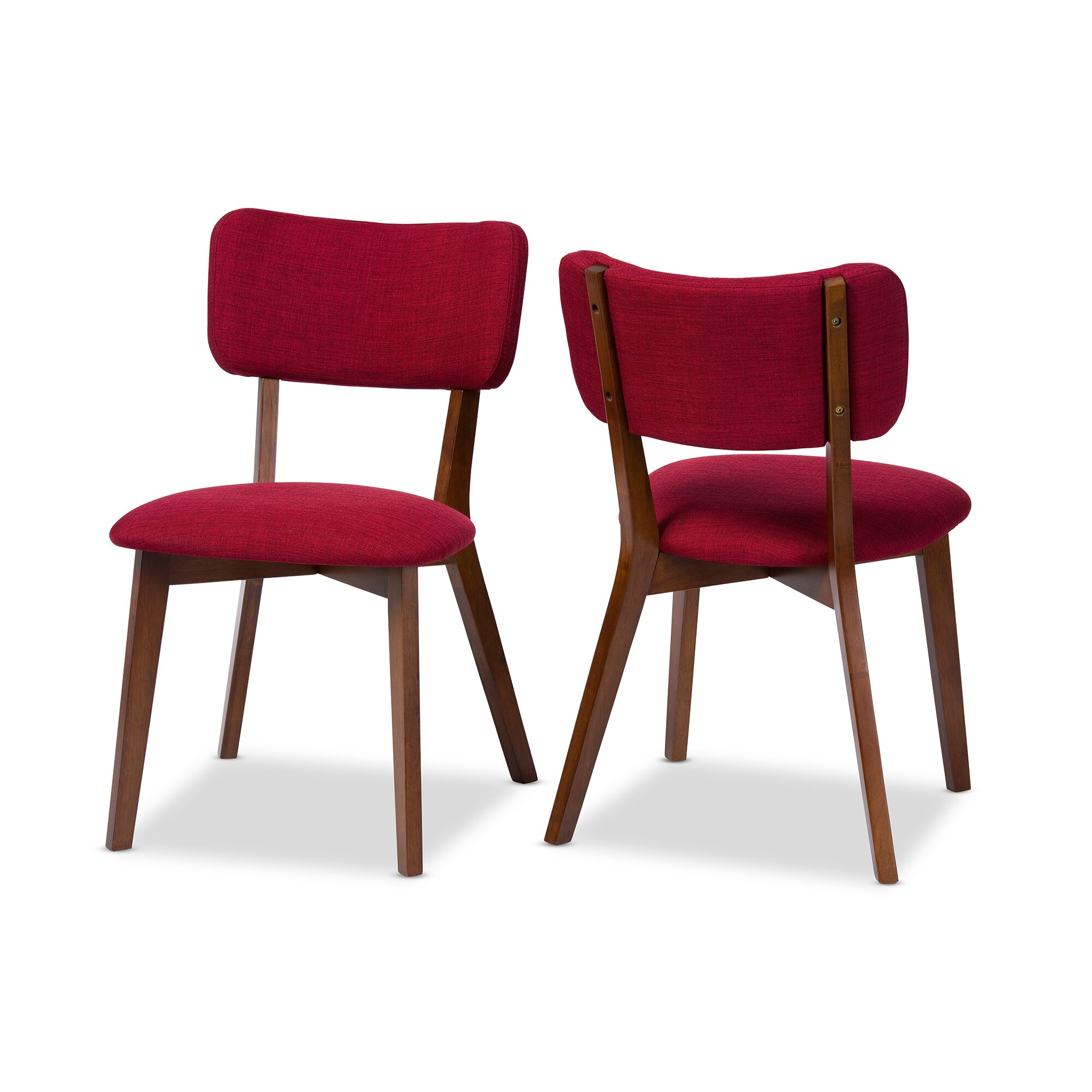Wholesale Interiors Baxton Studio Monaco Dining Side Chair ...