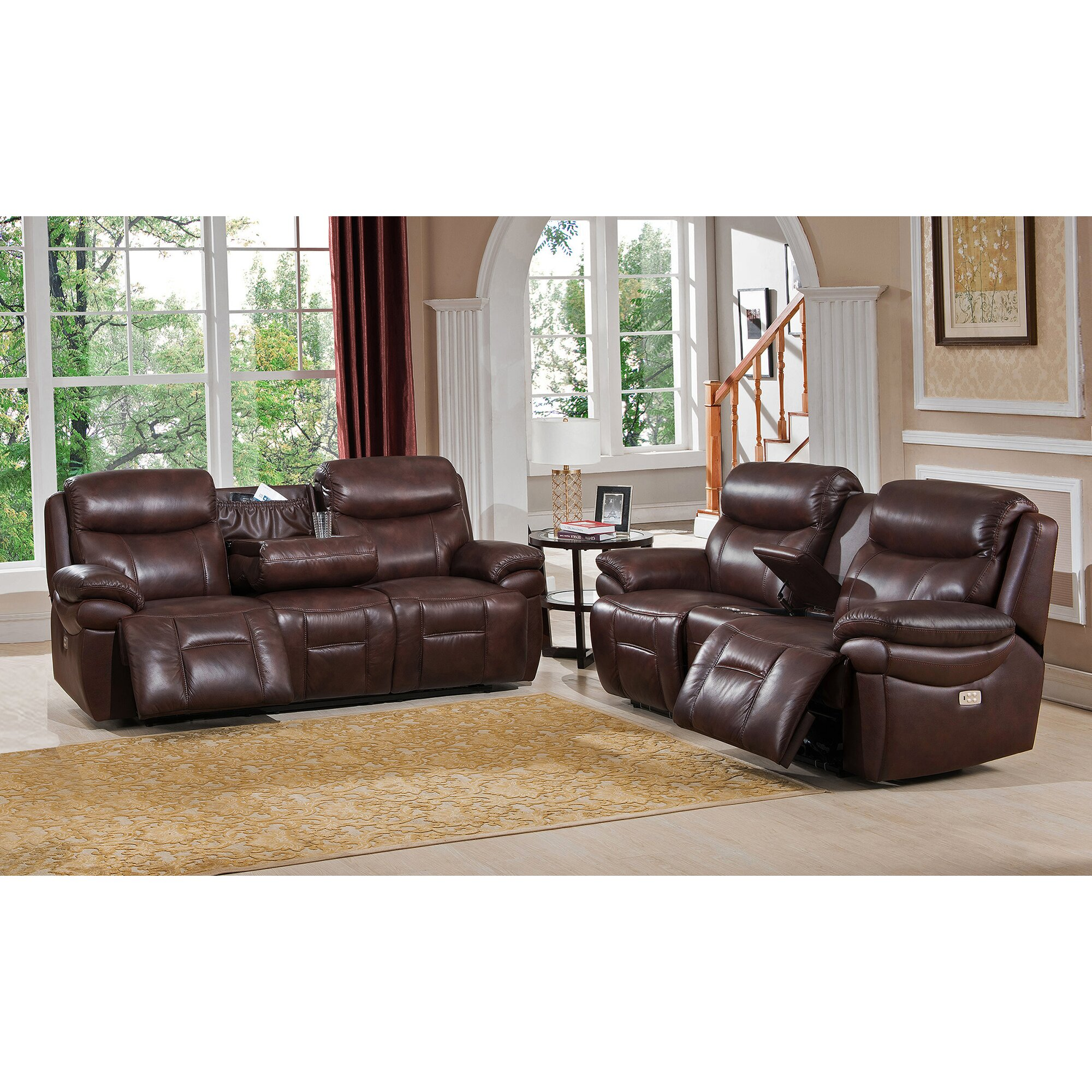 amax sanford 2 piece leather power reclining living room set withemejing recliner living room set pictures amazing design ideas. beautiful ideas. Home Design Ideas