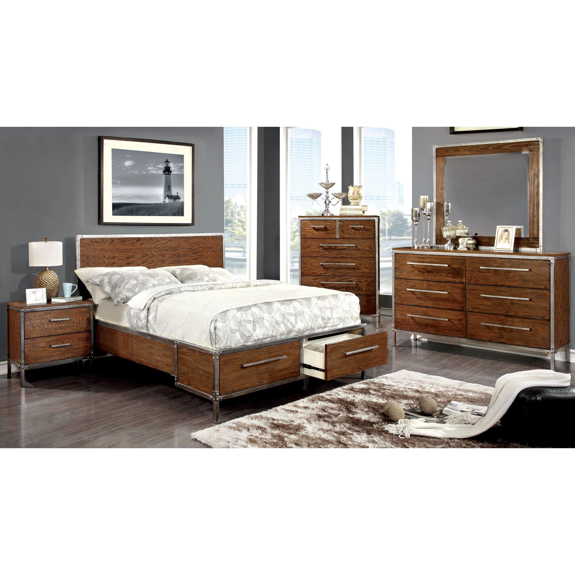 trent austin design chaparral panel customizable bedroom set reviews