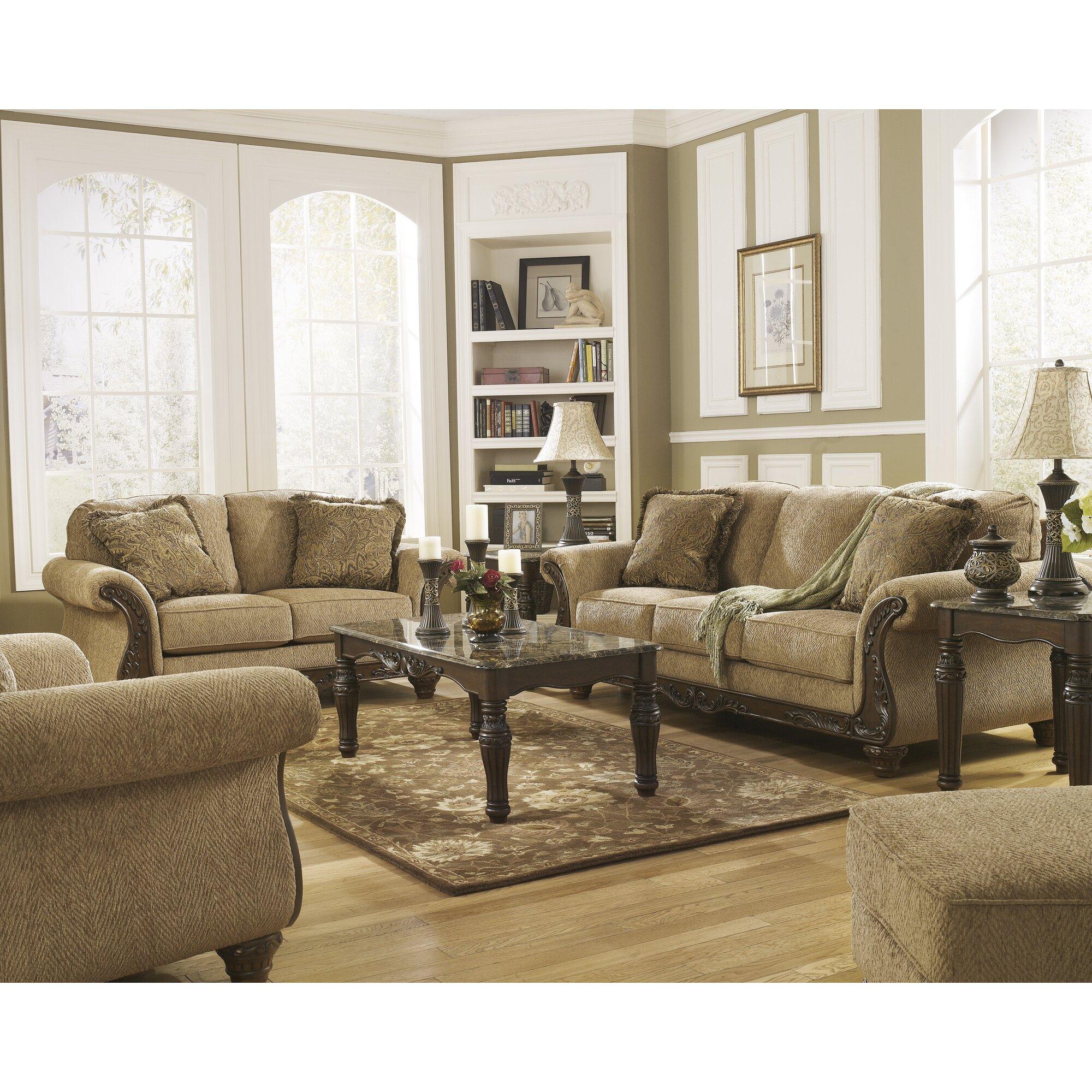 Astoria Grand Pirton Living Room Collection & Reviews