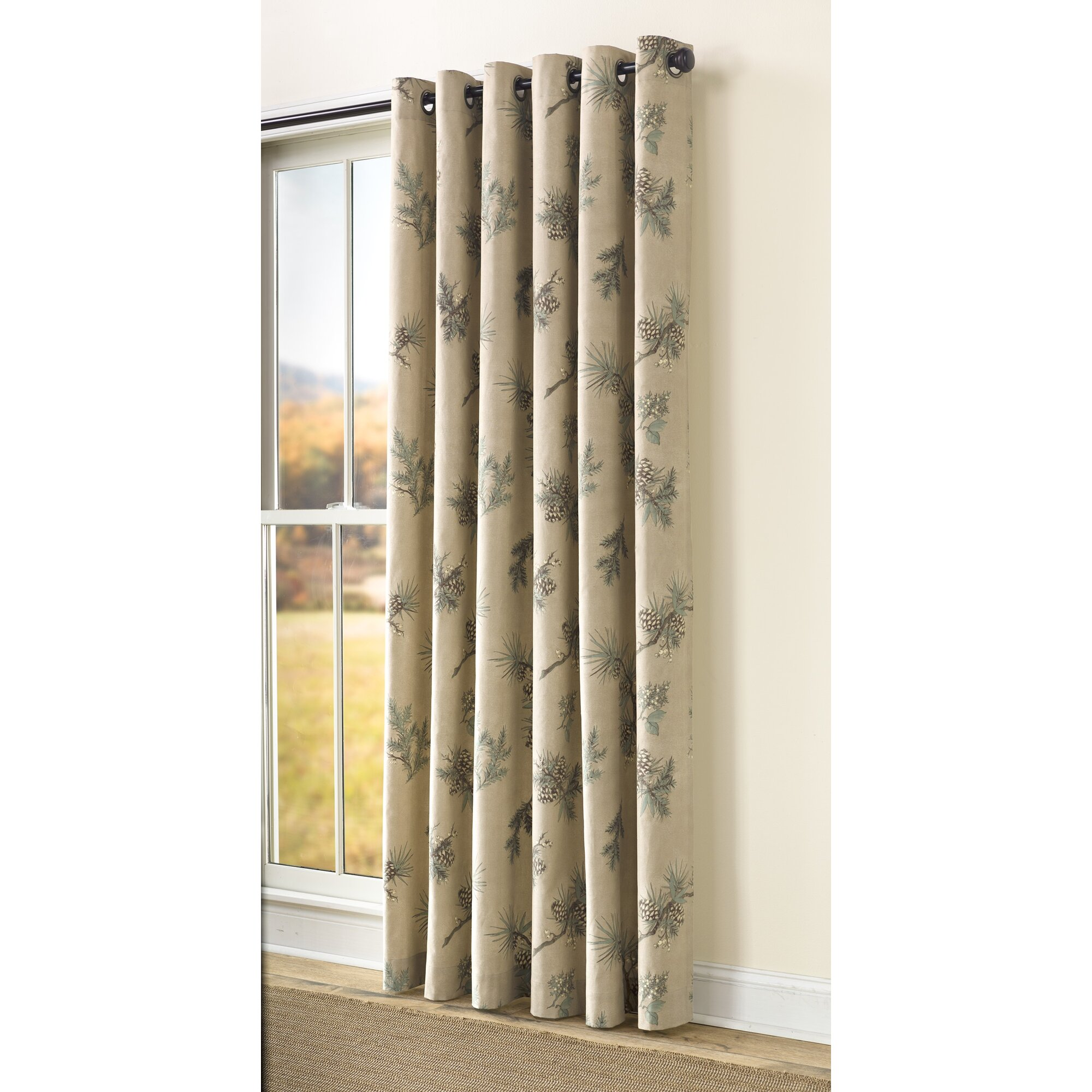 Grommet Top Curtains Definition Thermalogic Window Liner Botpack Top Green Grommet Curtains