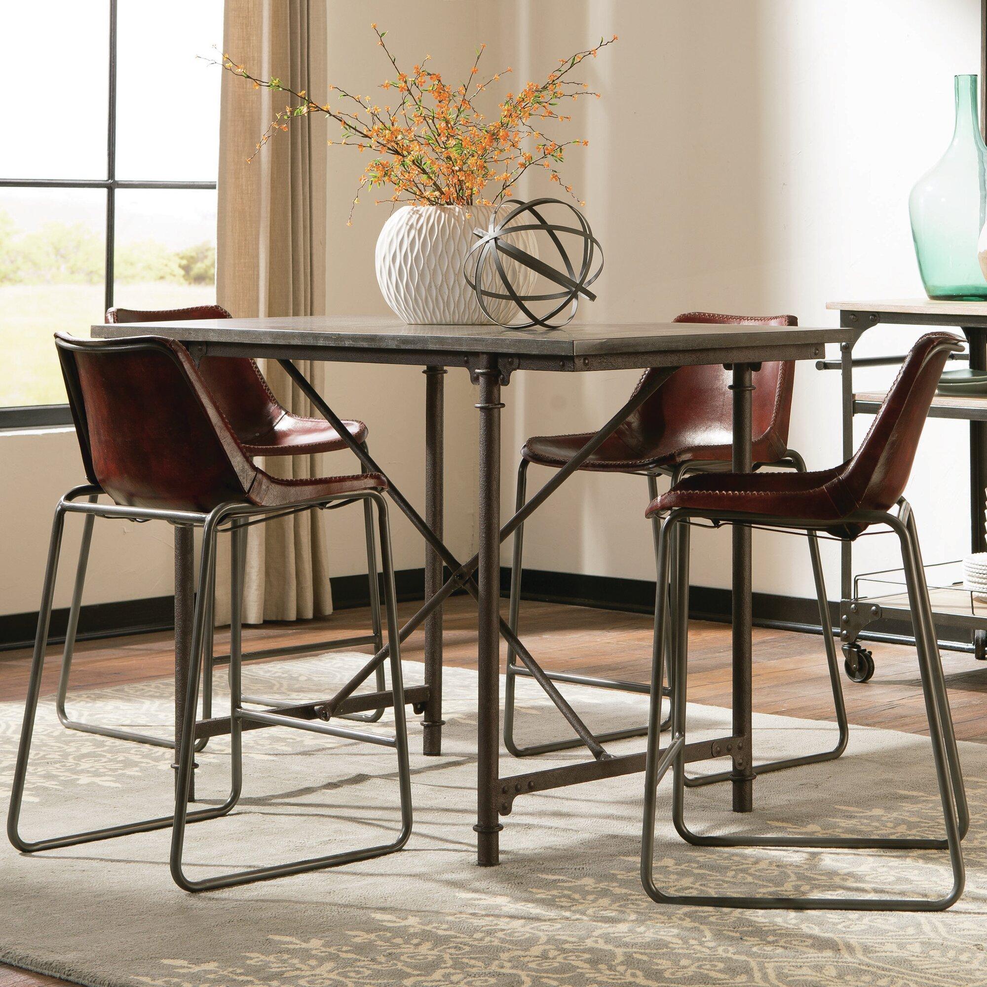 Donny Osmond Kirkwood Counter Height Dining Table & Reviews   Wayfair