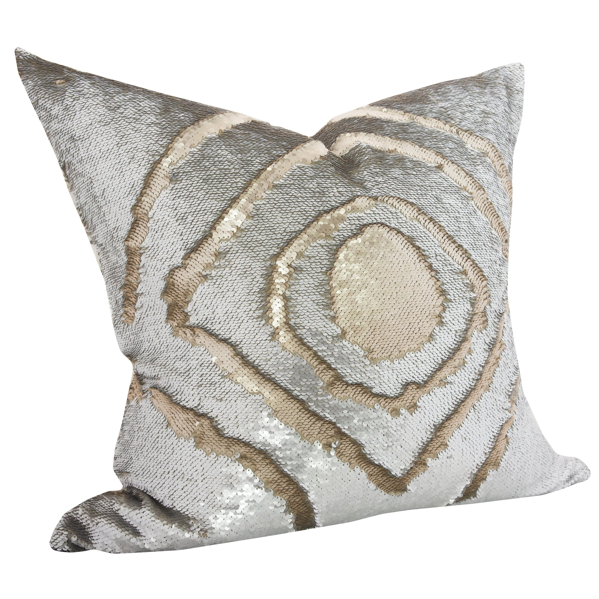 Sequin Elephant Throw Pillow : TheWatsonShop Mermaid Sequin Throw Pillow & Reviews Wayfair.ca