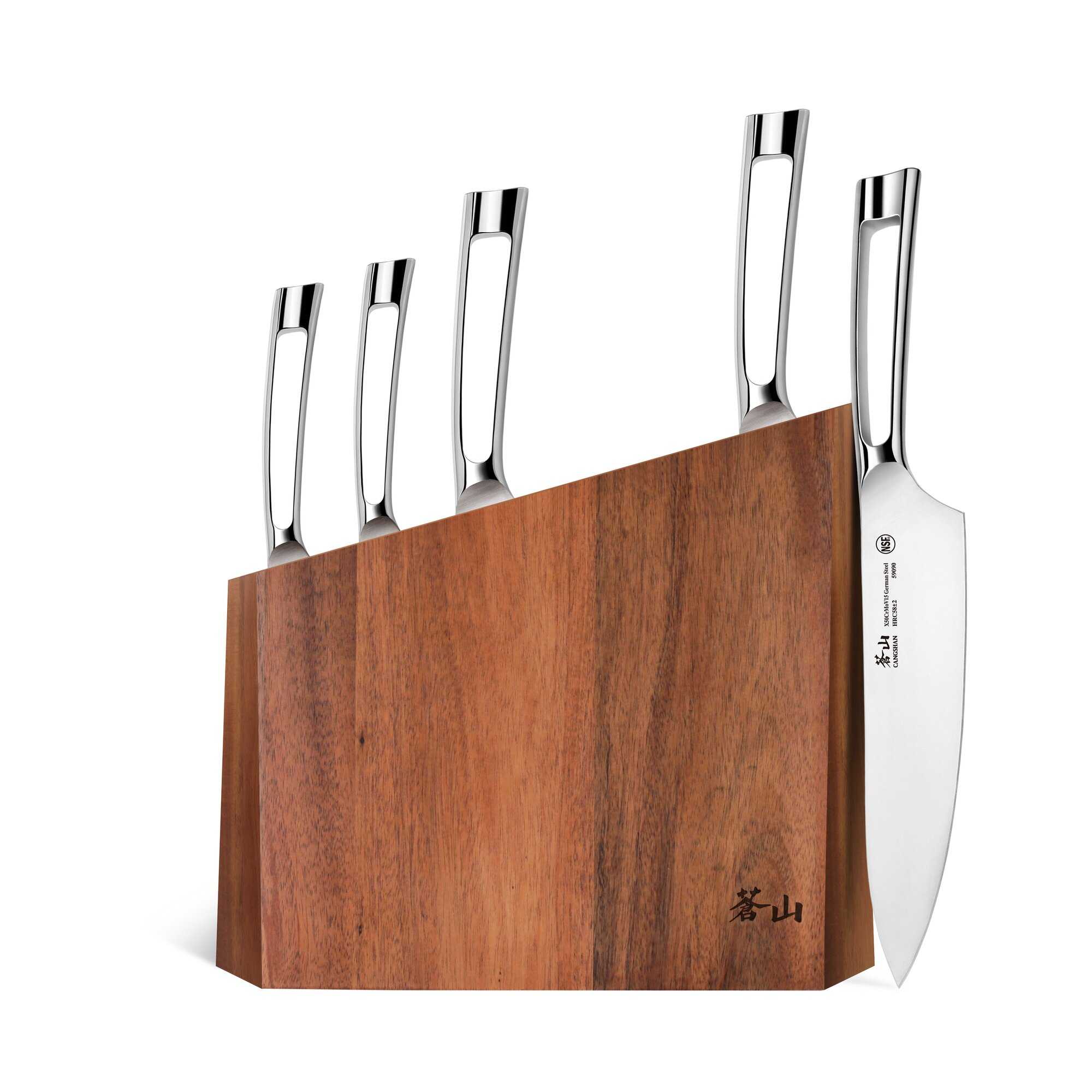 Global 6 Piece Knife Block Set Bed Bath Beyond