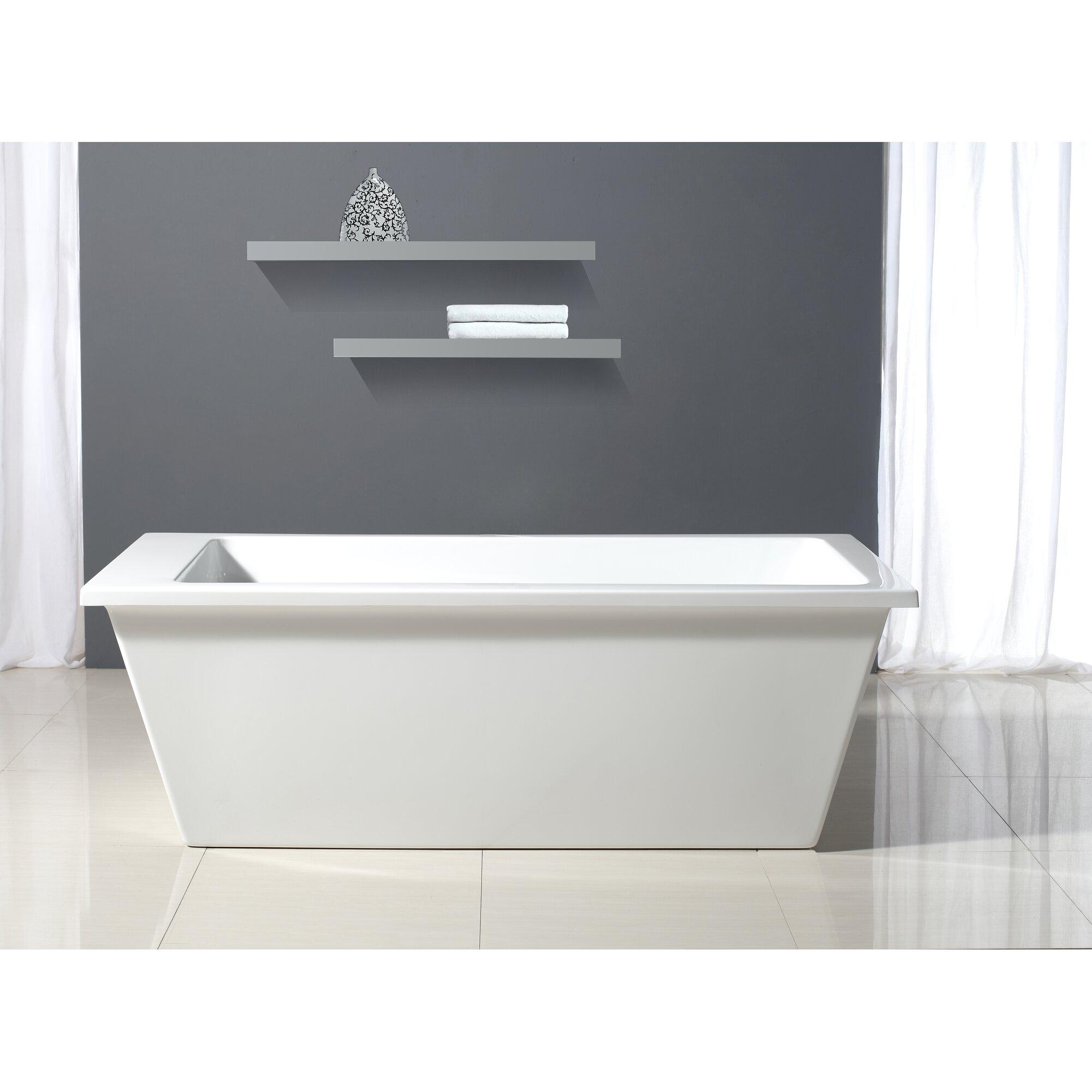 houston 69 x 31 bathtub - Ove Decors