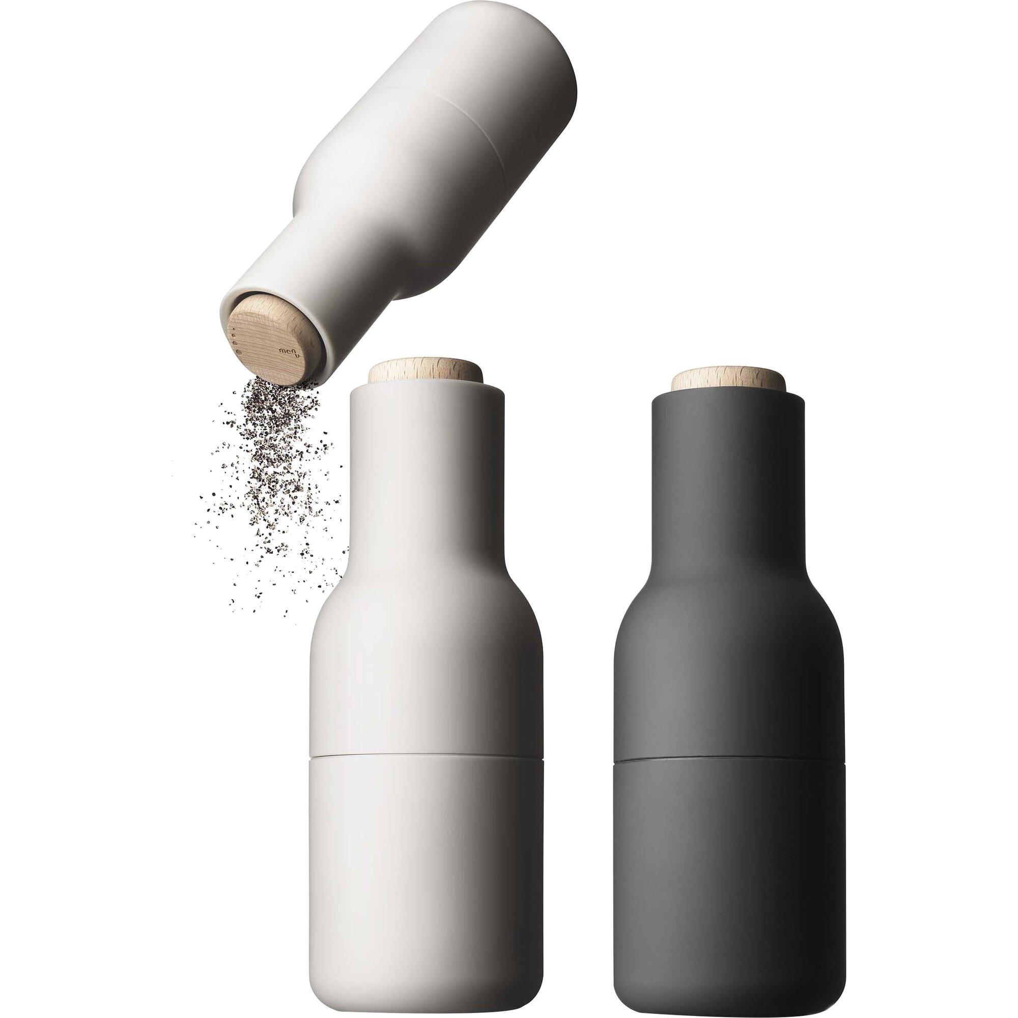 Small Bottle Salt And Pepper Grinder Amp Reviews Allmodern