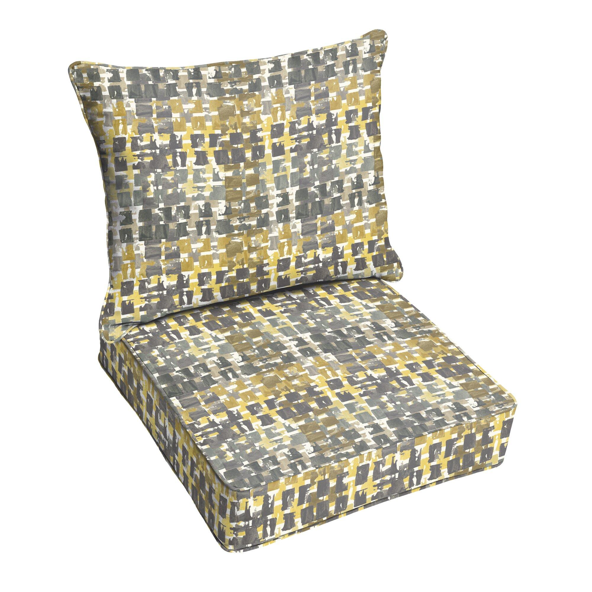 Brayden Studio Outdoor Lounge Chair Cushion
