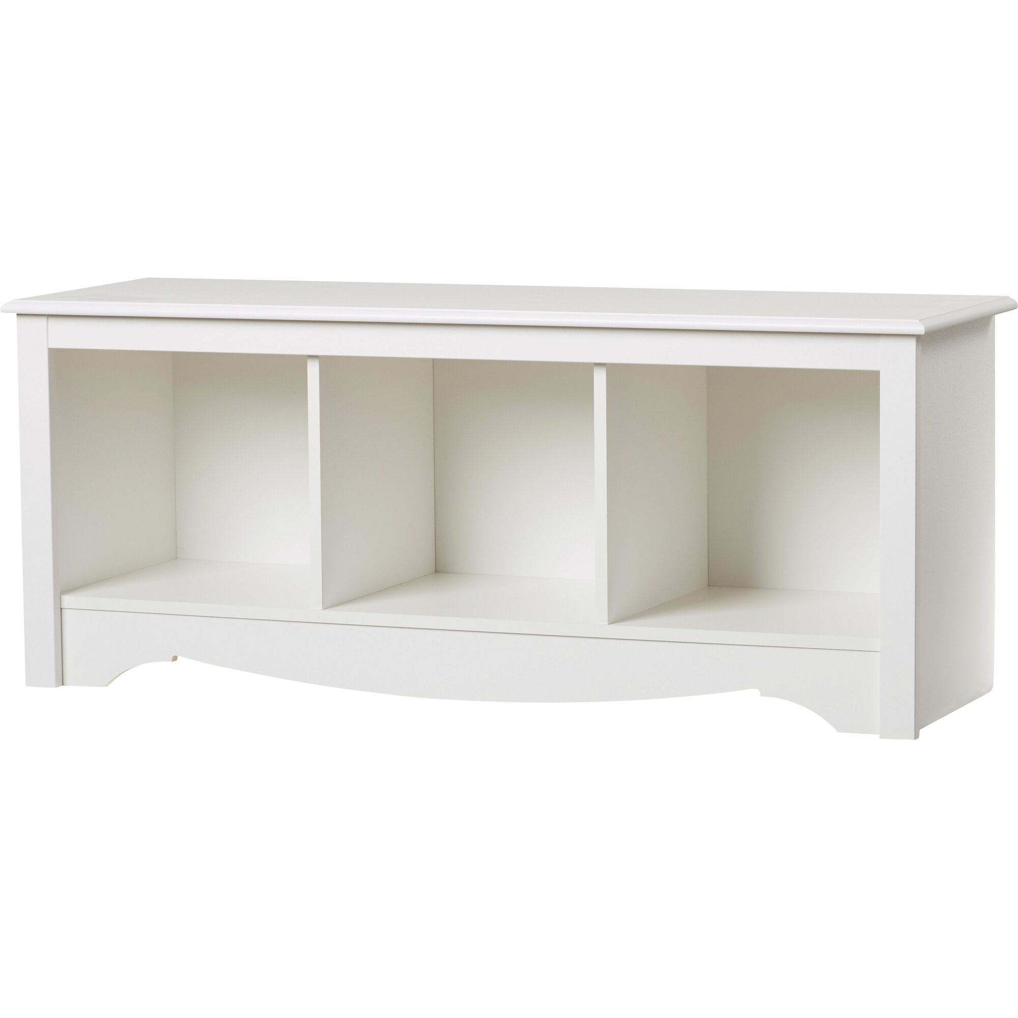 Bedroom bench with arms - Sybil Storage Bedroom Bench