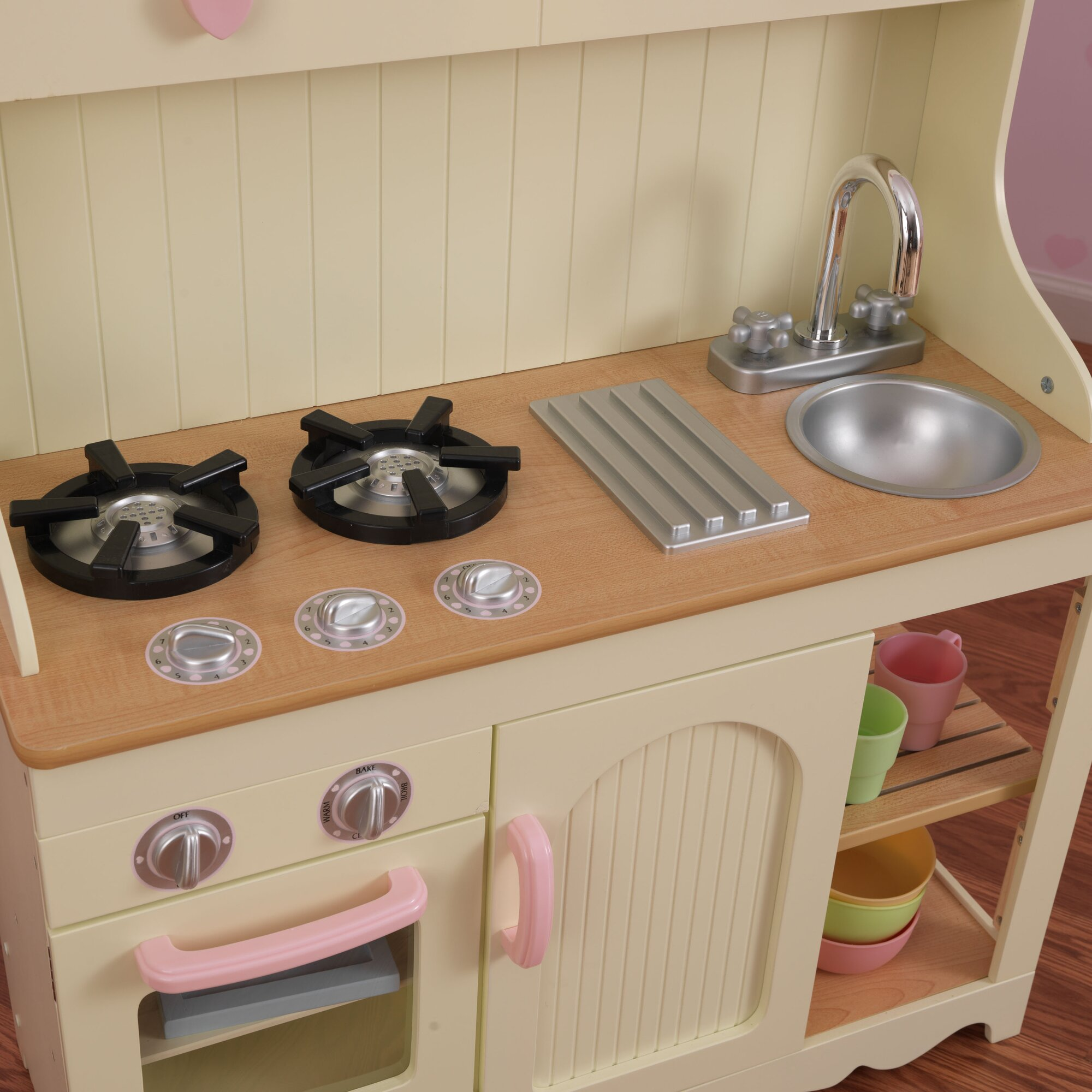 Kidkraft Prairie Kitchen  Uk