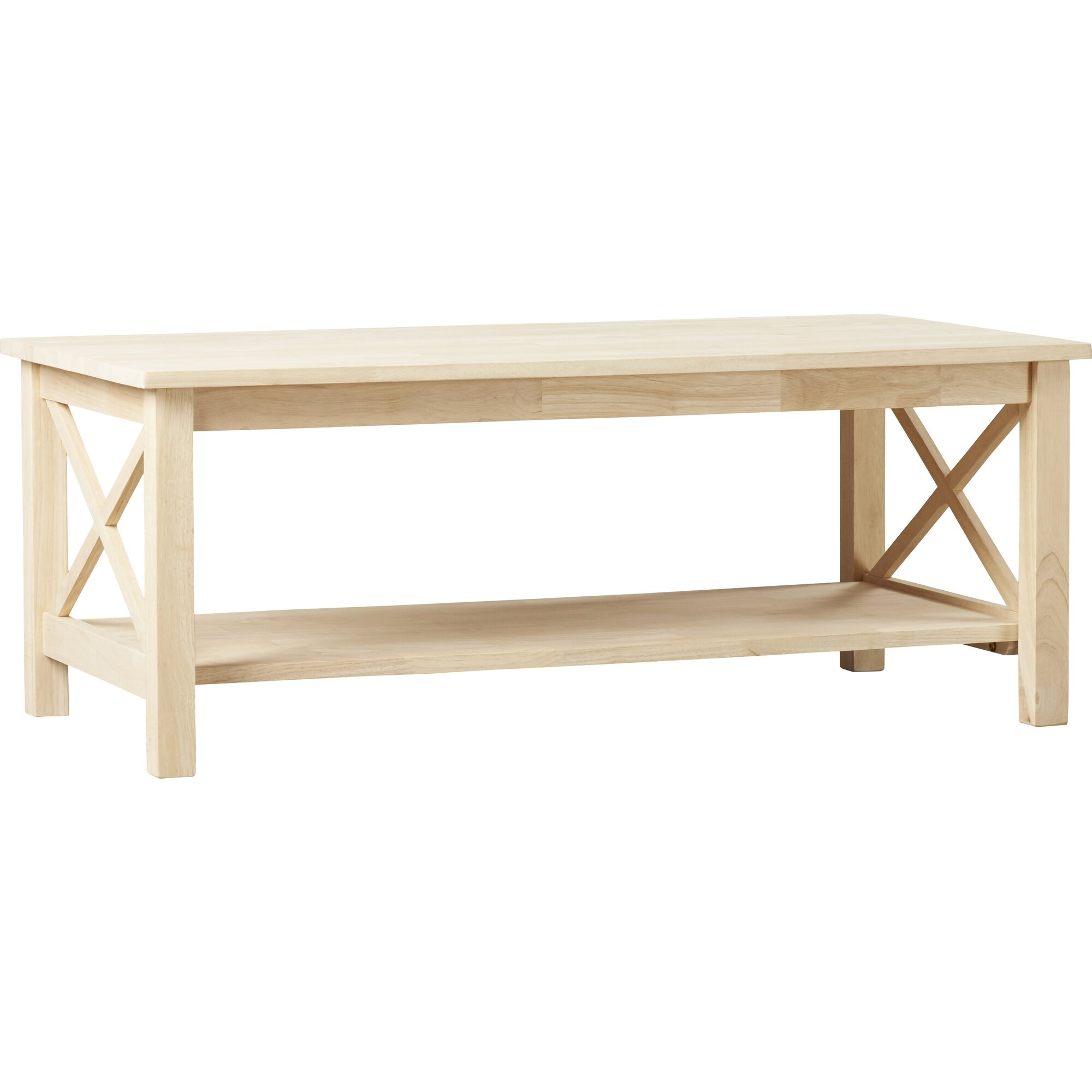 Towner X Hampton Coffee Table Reviews Birch Lane