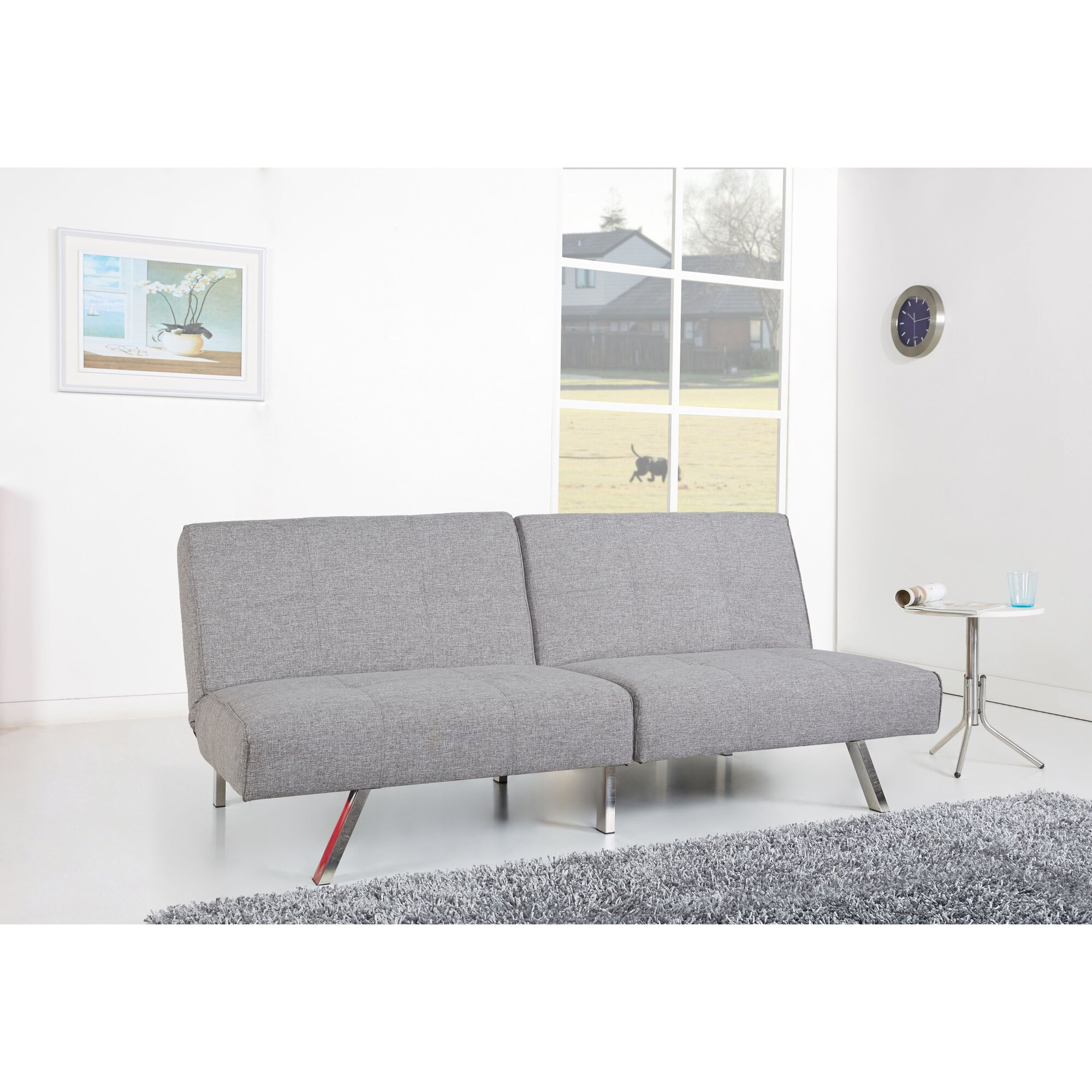 Varick Gallery Rosehill Ash Sleeper Sofa & Reviews | Wayfair