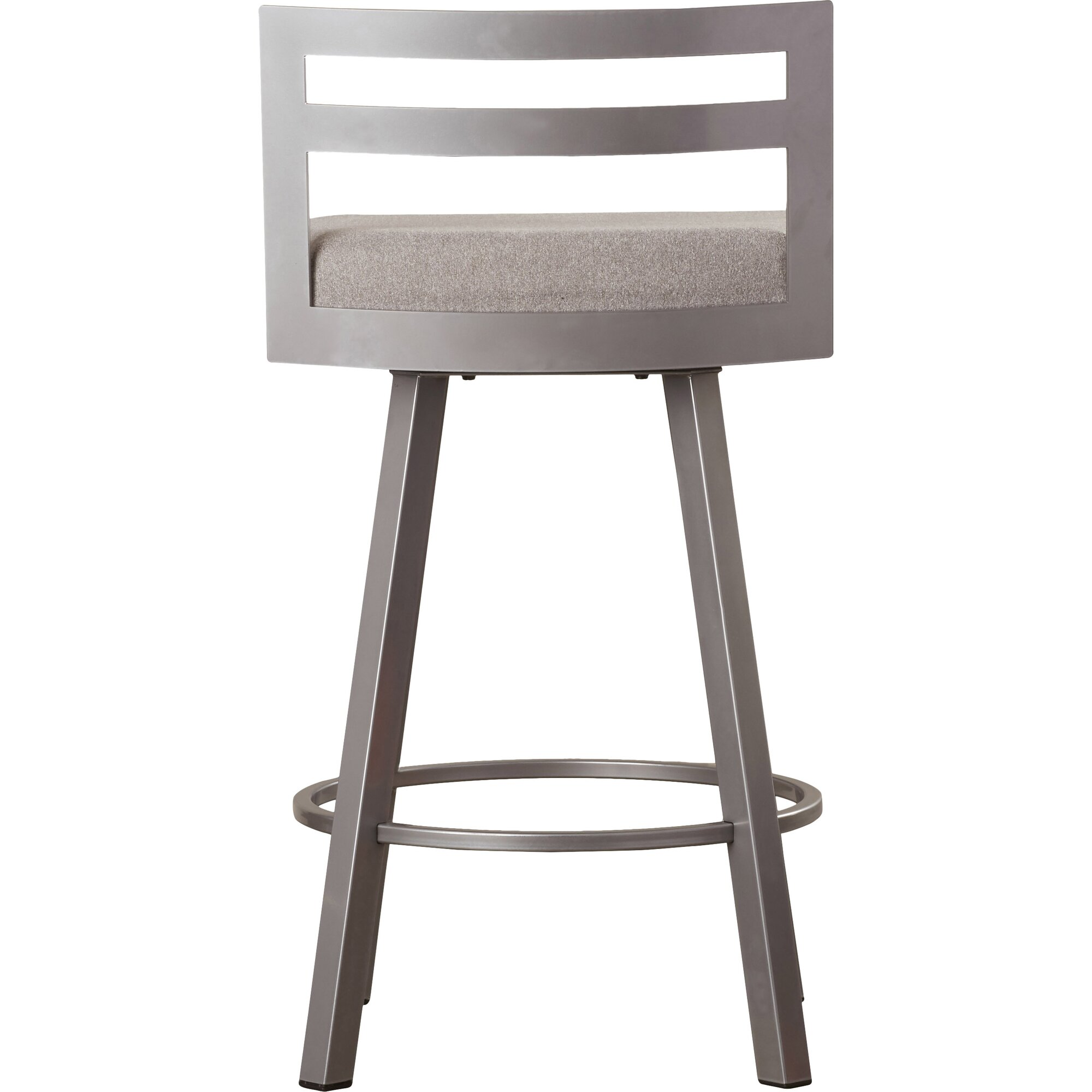 "Brayden Studio Penton 26.75"" Swivel Bar Stool & Reviews 