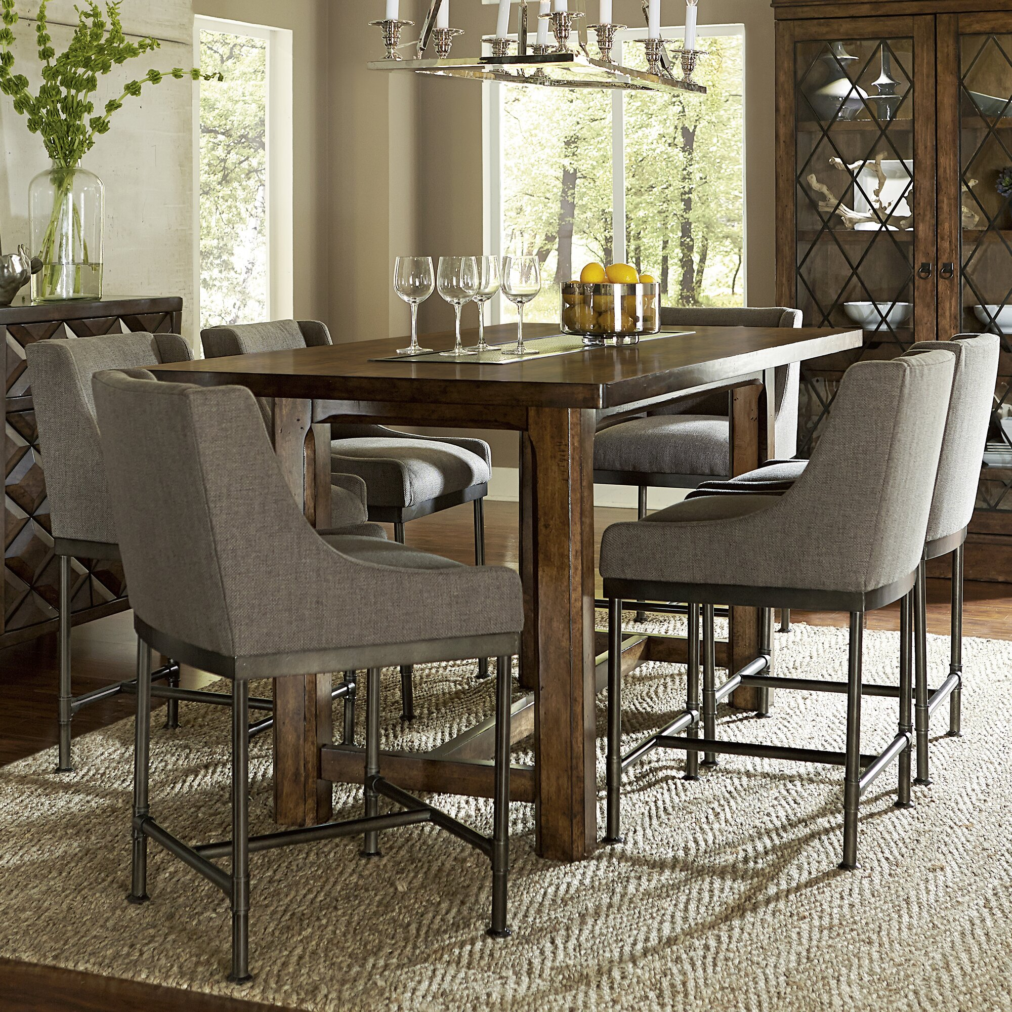 Segula Counter Height Dining Table & Reviews   AllModern