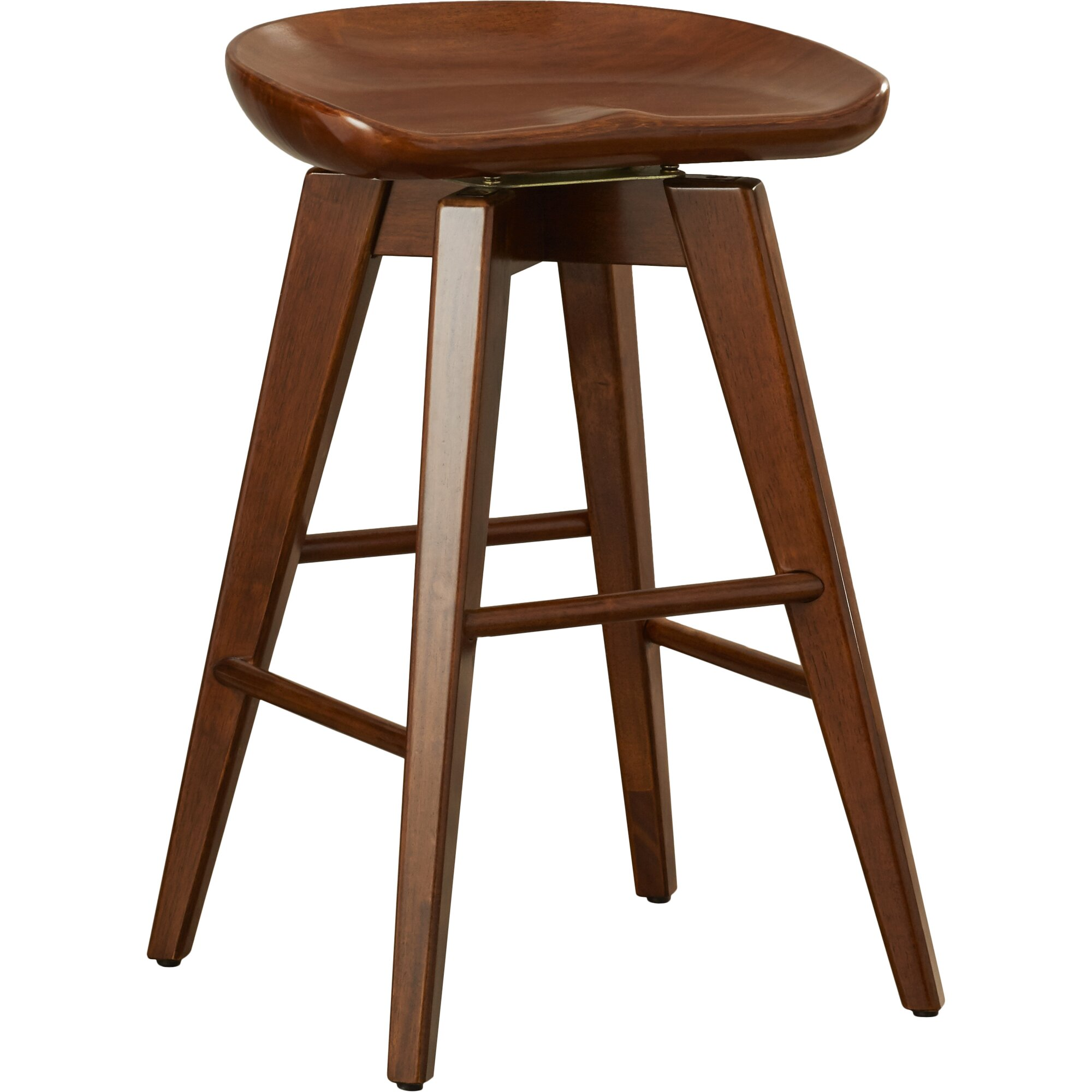 Mercury Row Venus 24 Quot Swivel Bar Stool Amp Reviews Wayfair