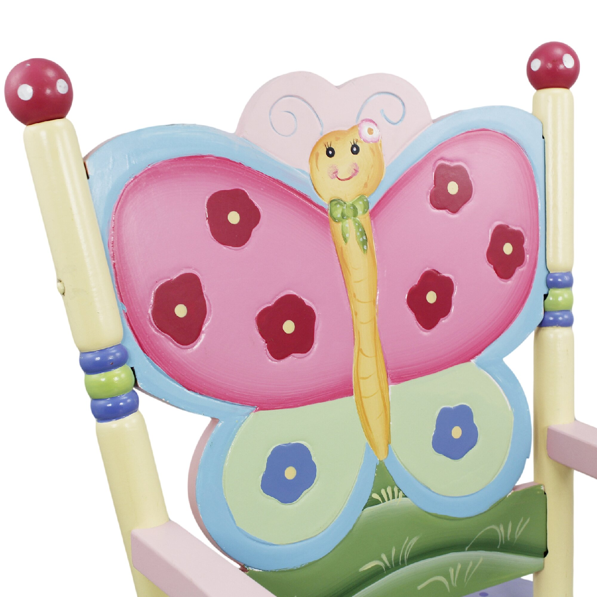 Fantasy Fields Magic Garden Kids Rocking Chair Amp Reviews