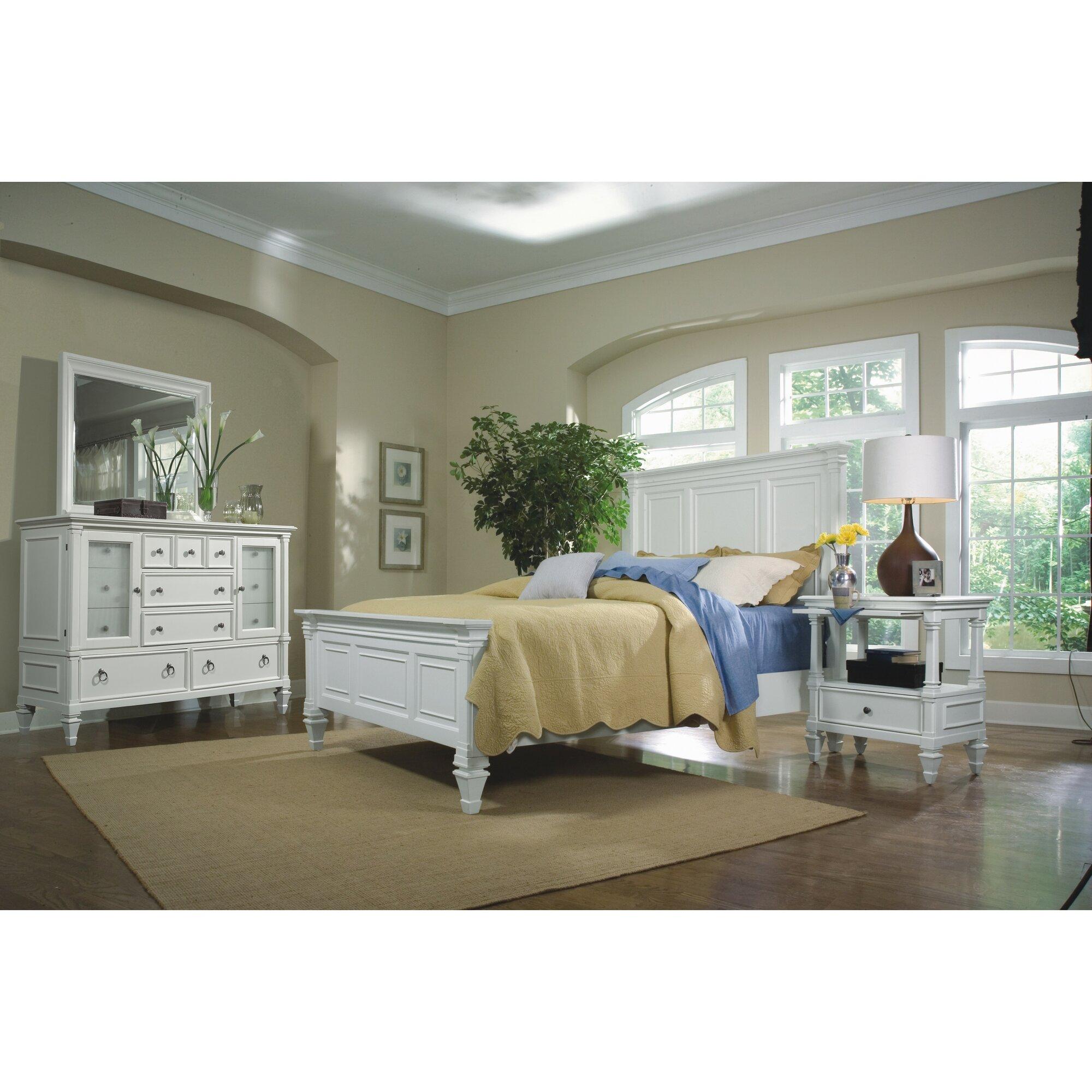 Magnussen Ashby Panel Customizable Bedroom Set  Reviews  Wayfair