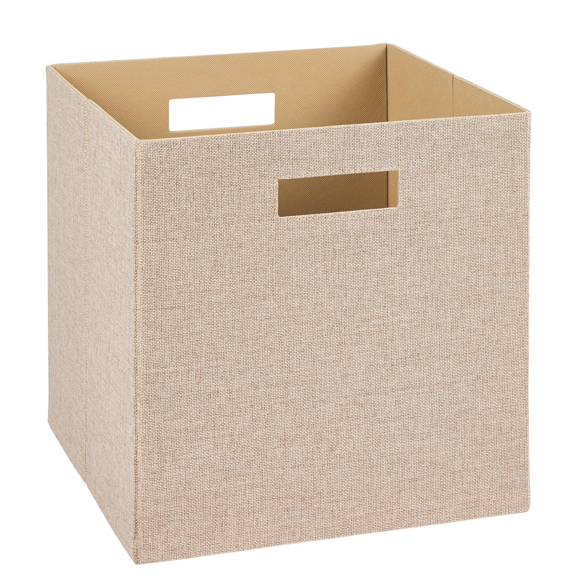 decorative storage fabric bins - Decorative Storage Baskets
