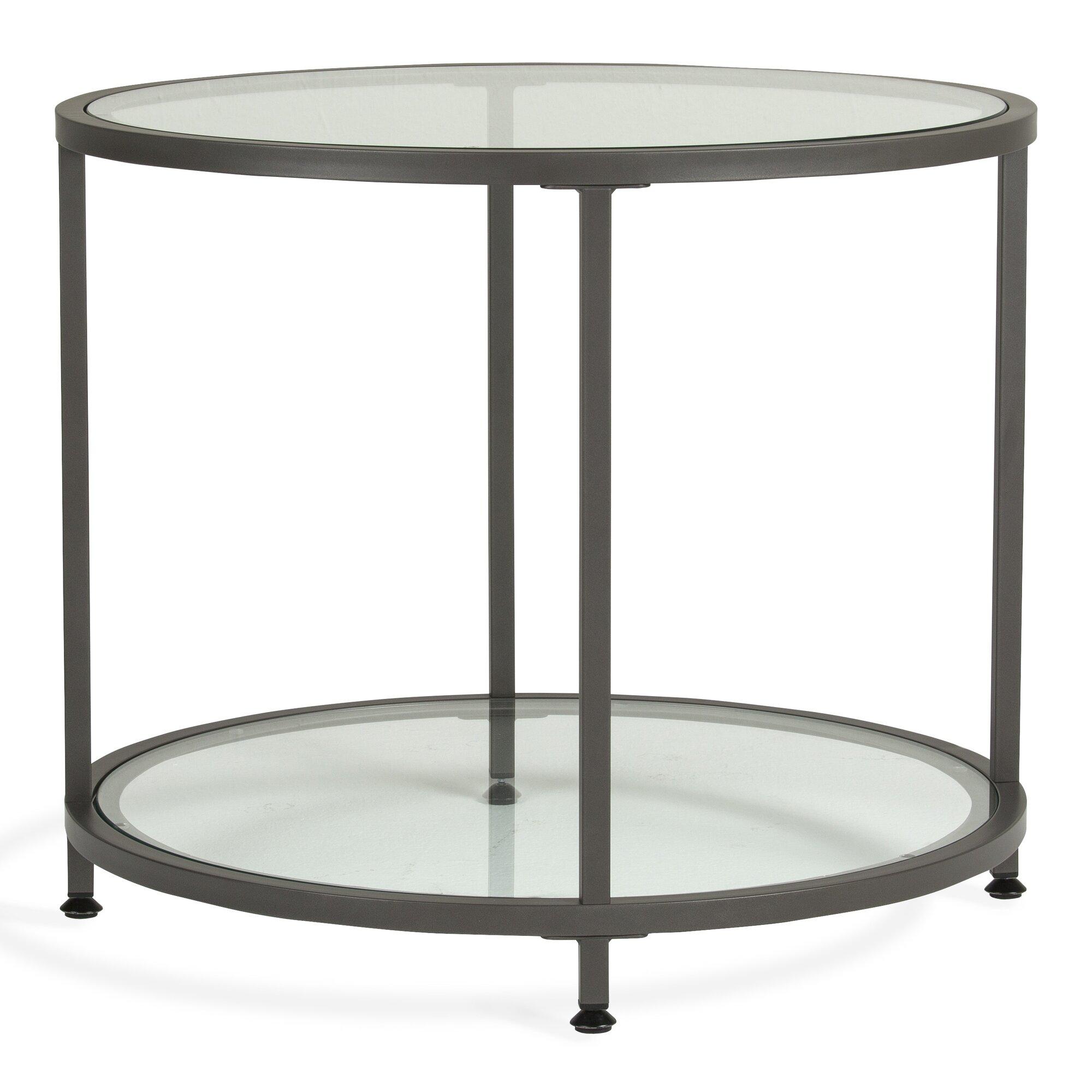 Studio Designs Home Camber End Table Reviews Wayfair