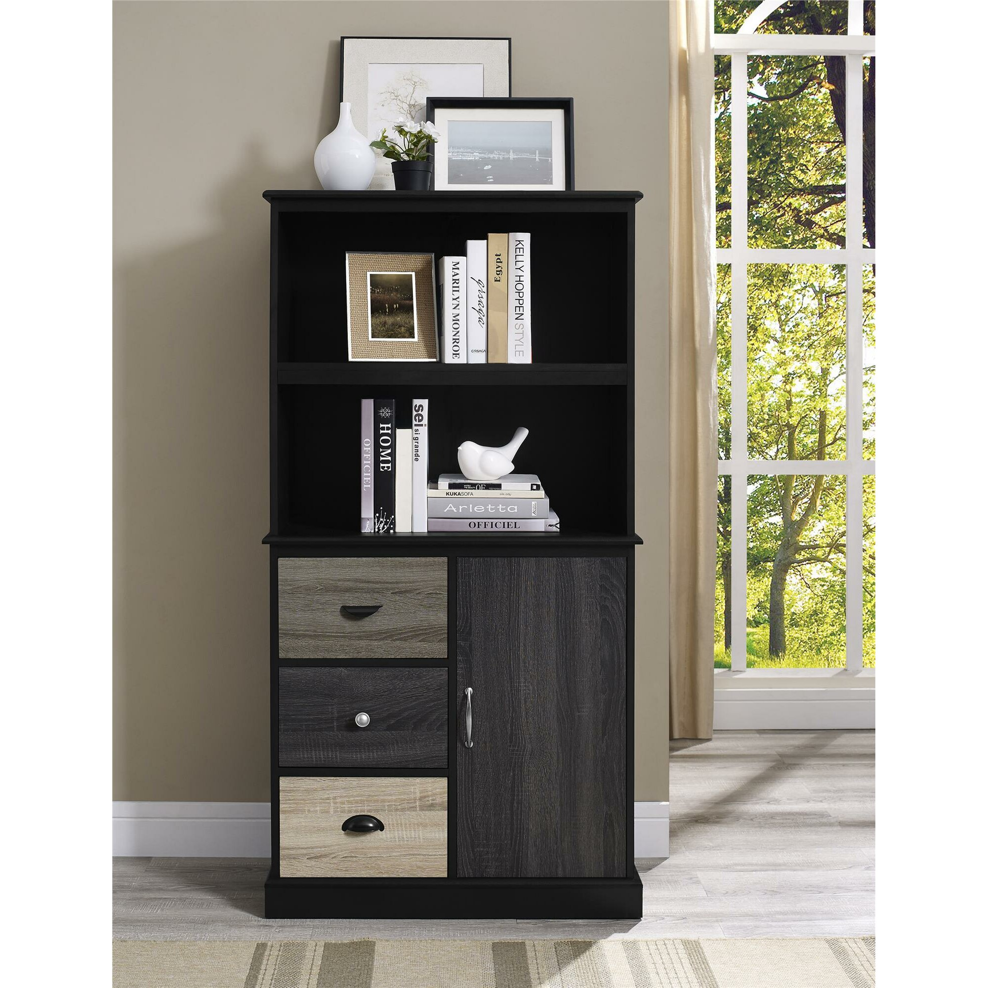 Snowy Mountain 57 Standard Bookcase