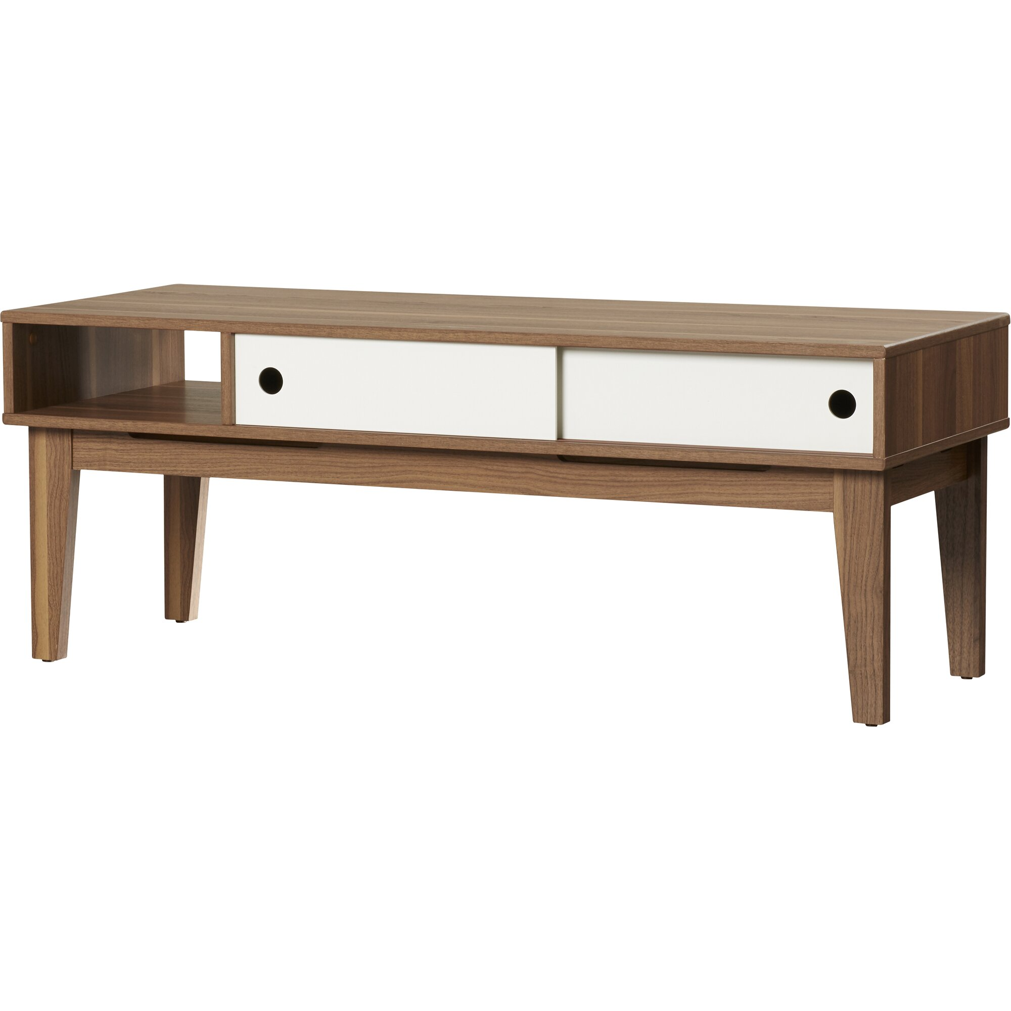 Soft Modern Coffee Table & Reviews