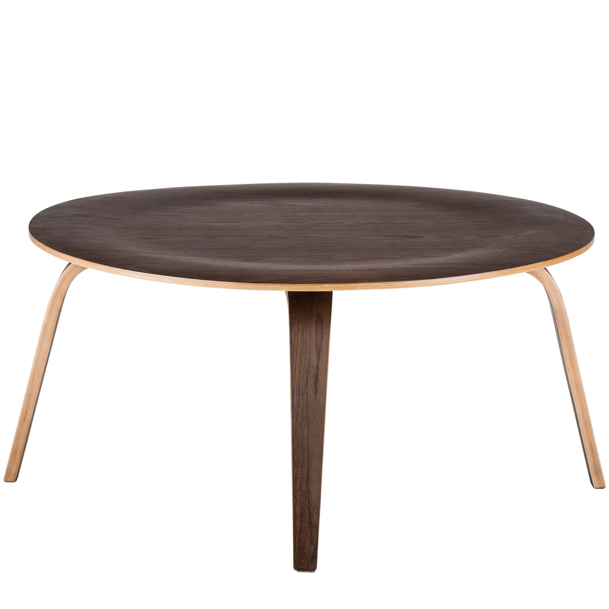 Wayfair Mid Century Coffee Table Edgemod Isabella Coffee Table Reviews Wayfair