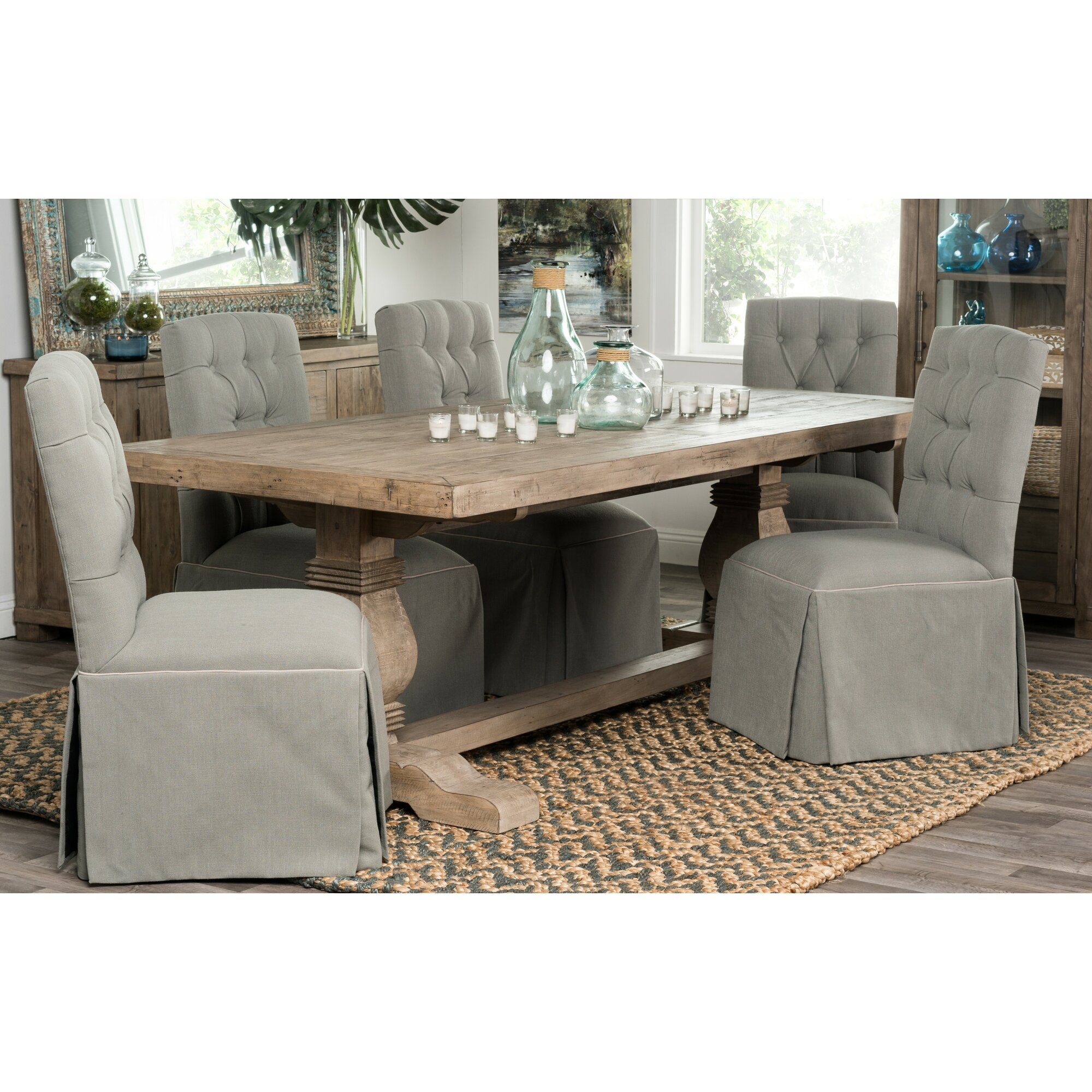 Southwick Reclaimed Wood Dining Table & Reviews | Joss & Main