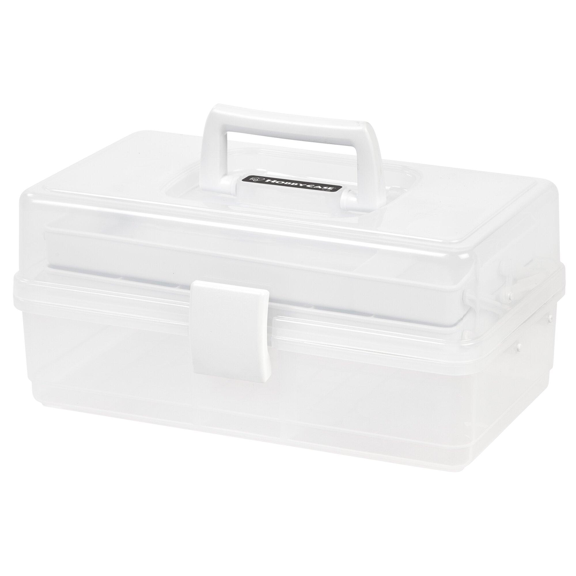 Plastic craft storage boxes - Hobby Craft Storage Case