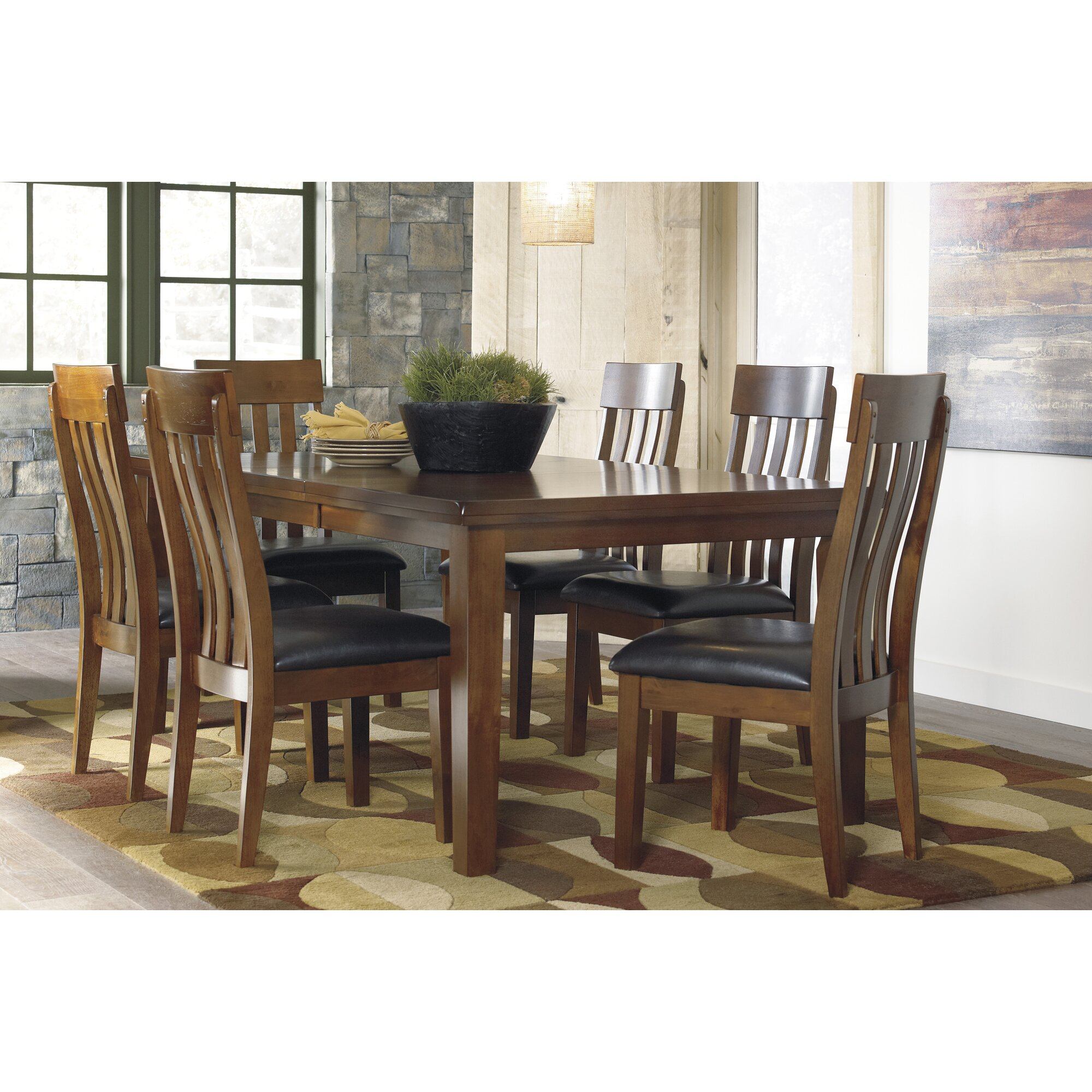Andover Mills Rollins Extendable Dining Table Reviews: Andover Mills Rebecca Extendable Dining Table & Reviews