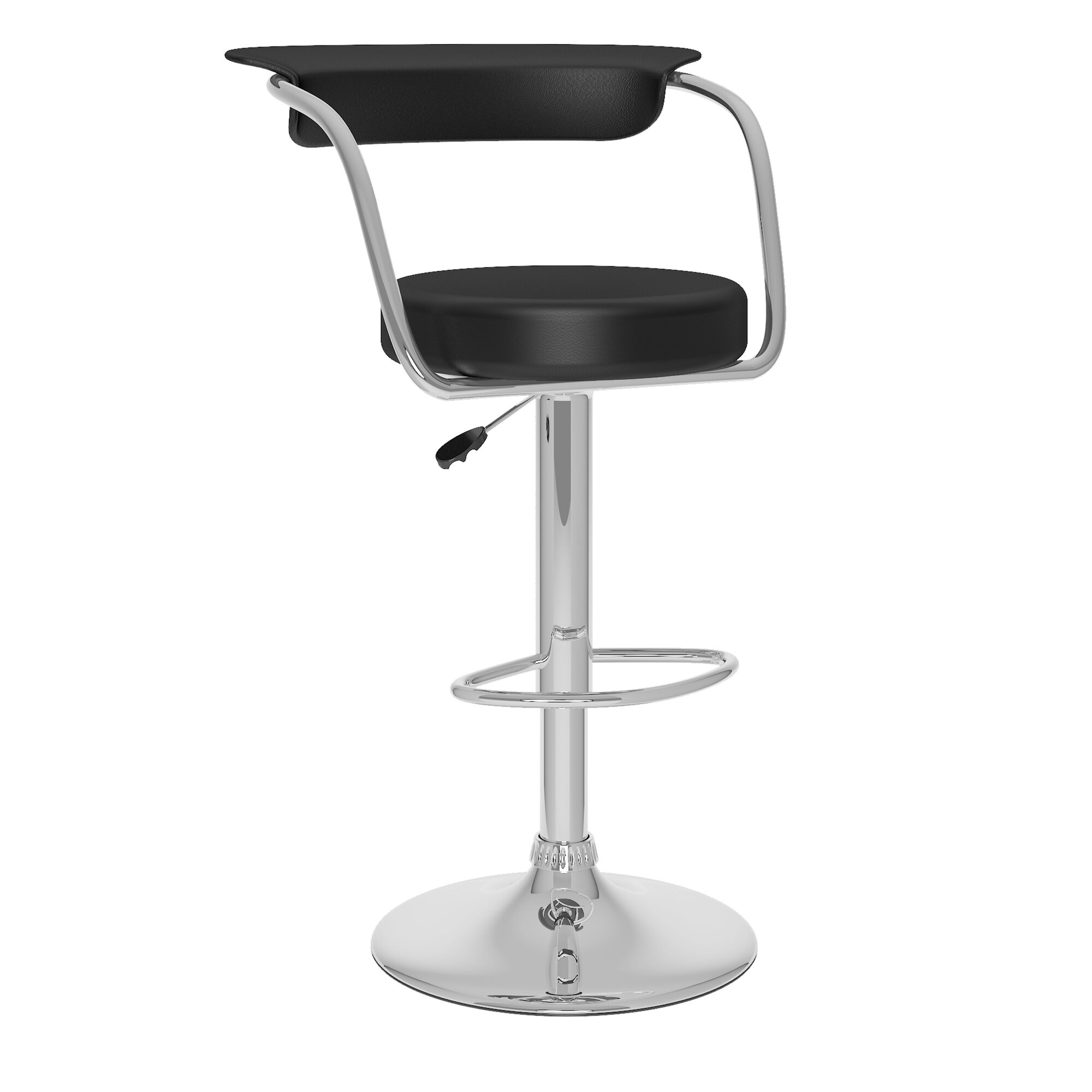 dCOR design CorLiving Adjustable Height Swivel Bar Stool  : CorLivingAdjustableHeightSwivelBarStool from www.wayfair.com size 2000 x 2000 jpeg 97kB