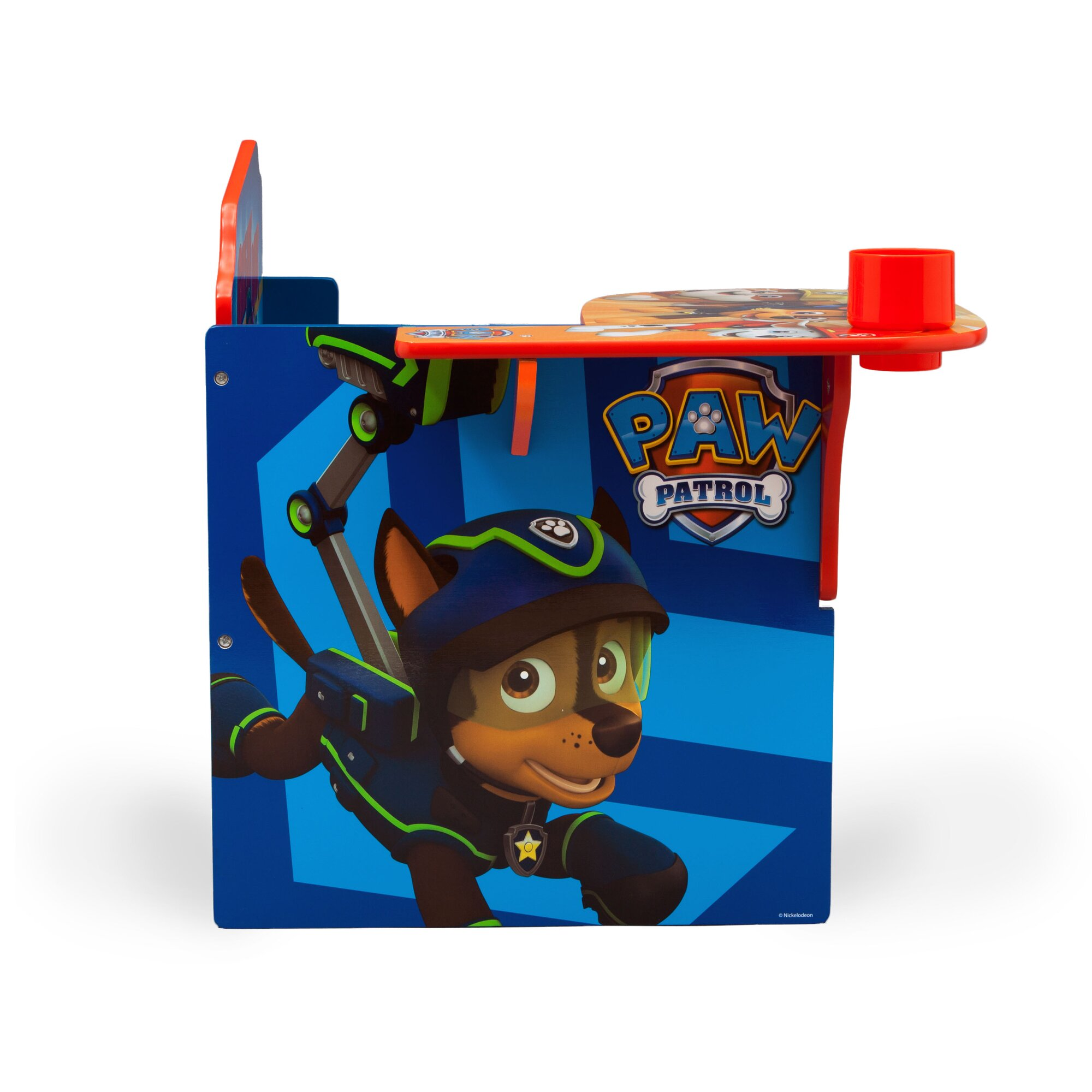 Delta Children Nick Jr Paw Patrol Kids Desk Chair With