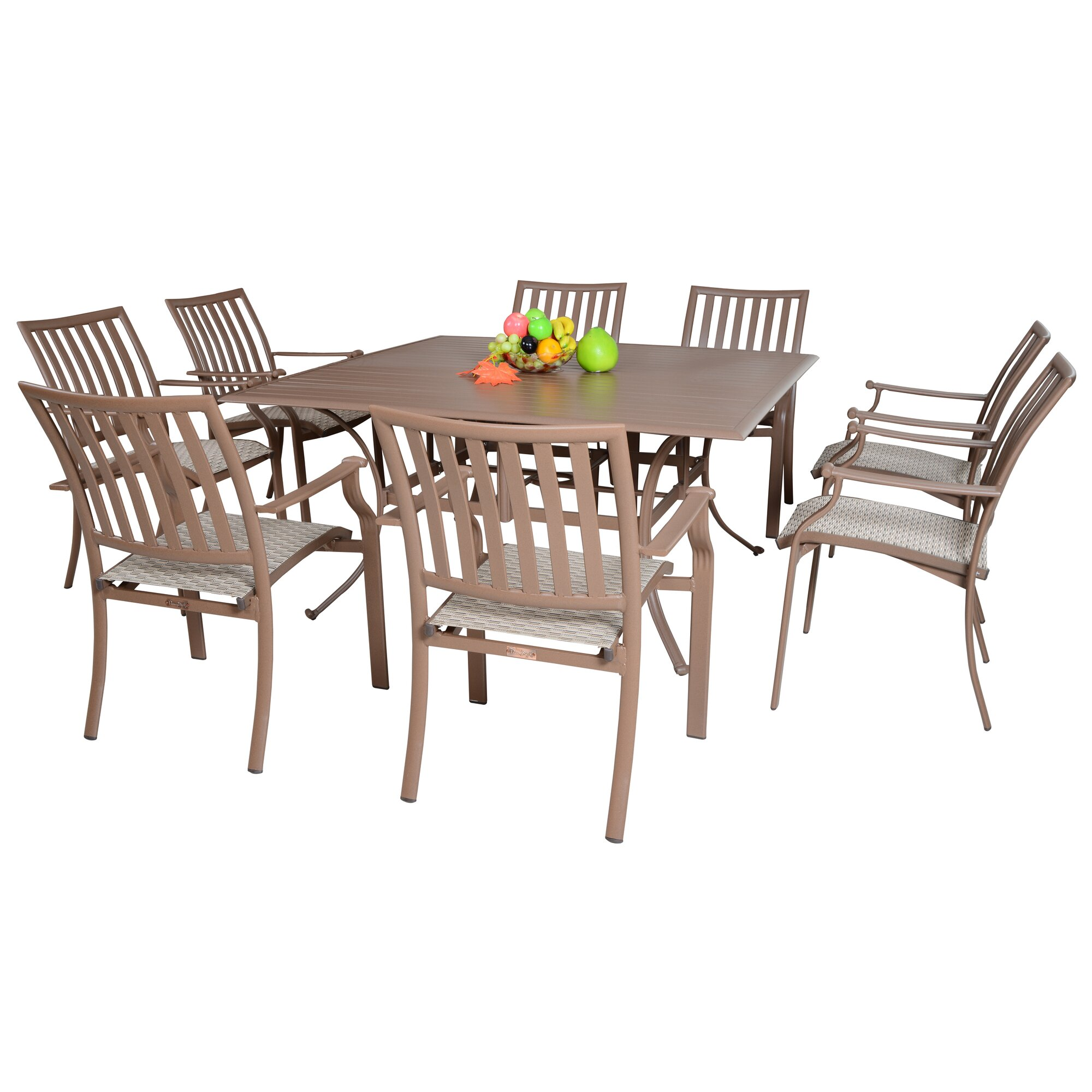 Panama Jack Island Breeze 9 Piece Dining Set Amp Reviews