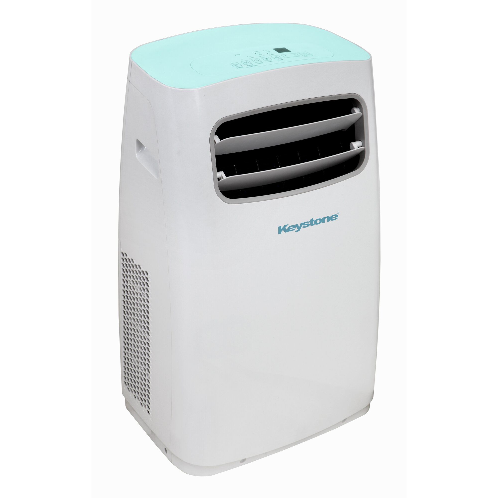 #487983 Keystone 12 000 BTU Portable Air Conditioner With Remote  Best 9823 12 000 Btu Air Conditioner Room Size photos with 2000x2000 px on helpvideos.info - Air Conditioners, Air Coolers and more
