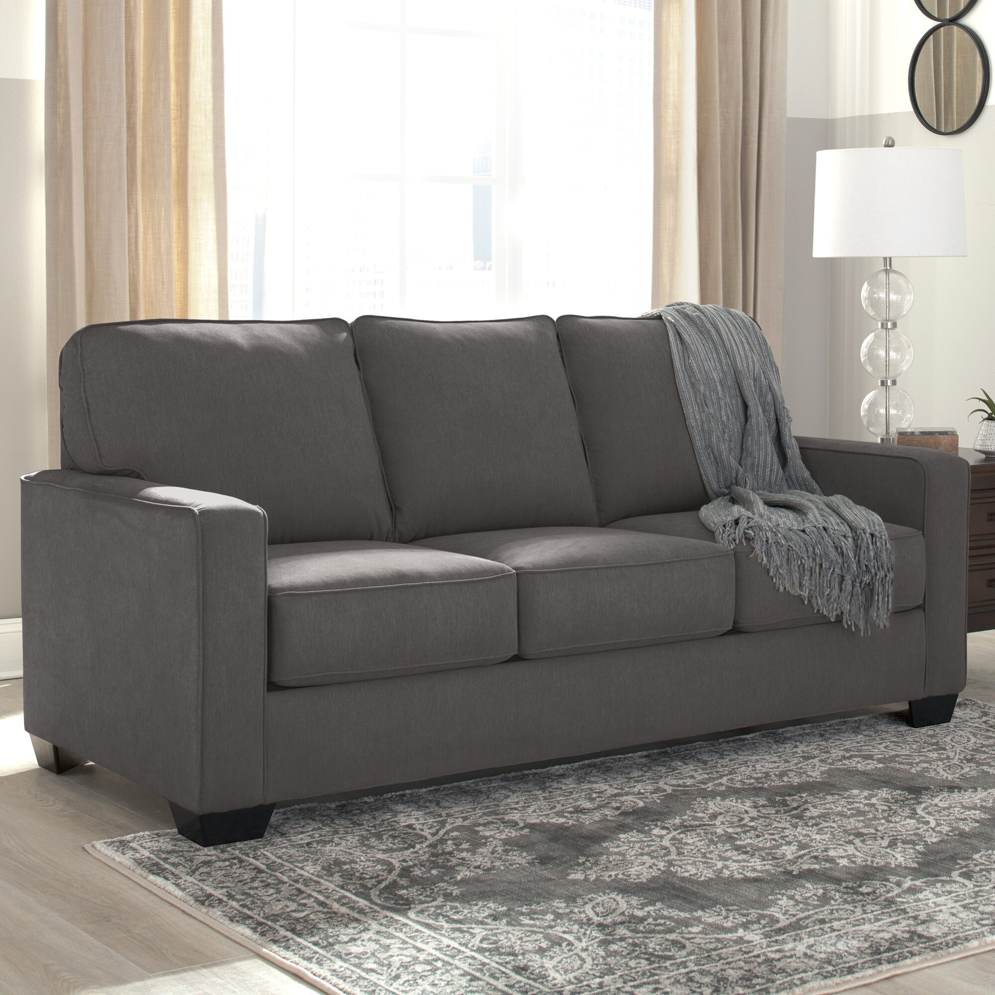 60 inch long sleeper sofa refil sofa for Sofa bed 60 inches