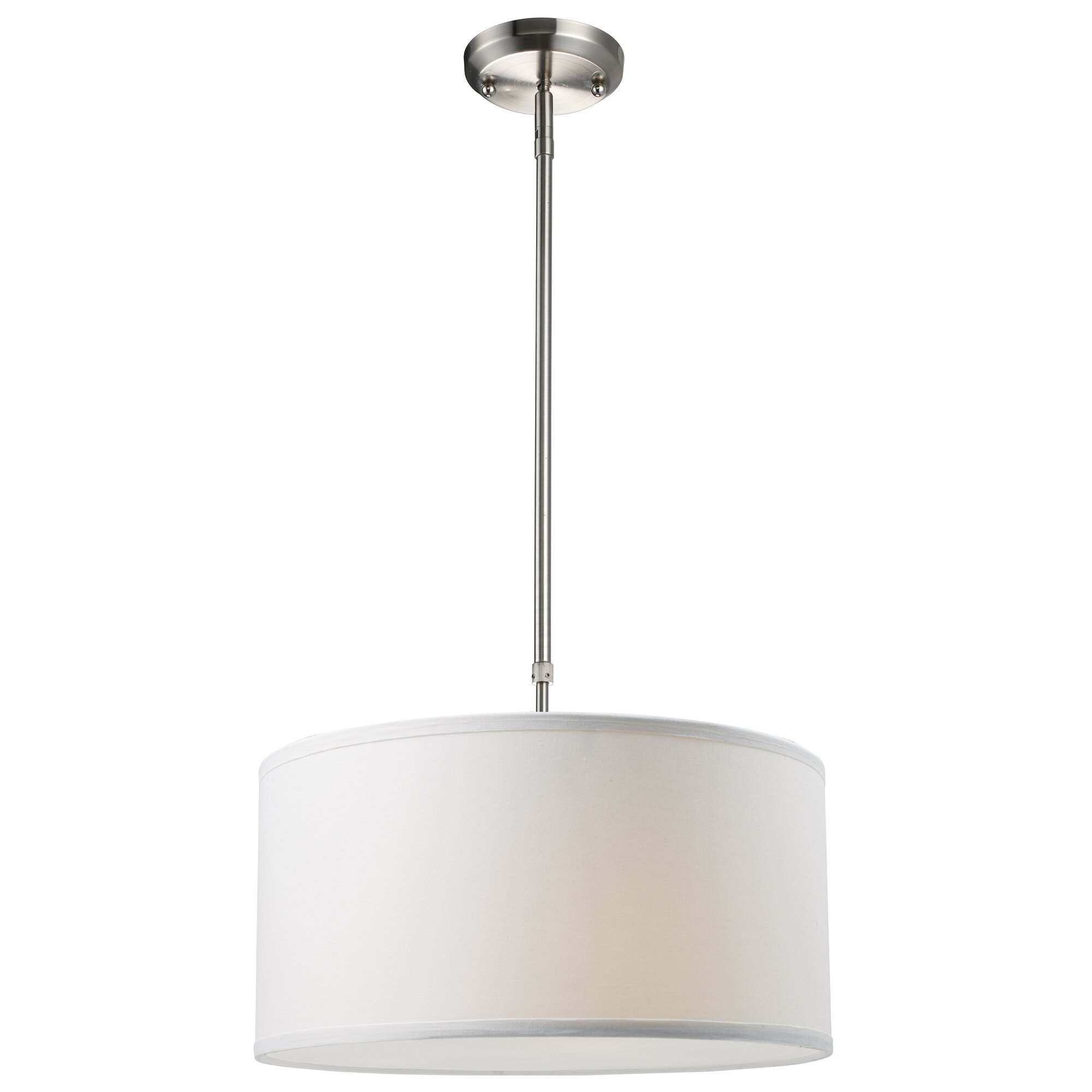 Large Foyer Drum Pendant : Z lite albion light drum foyer convertible pendant