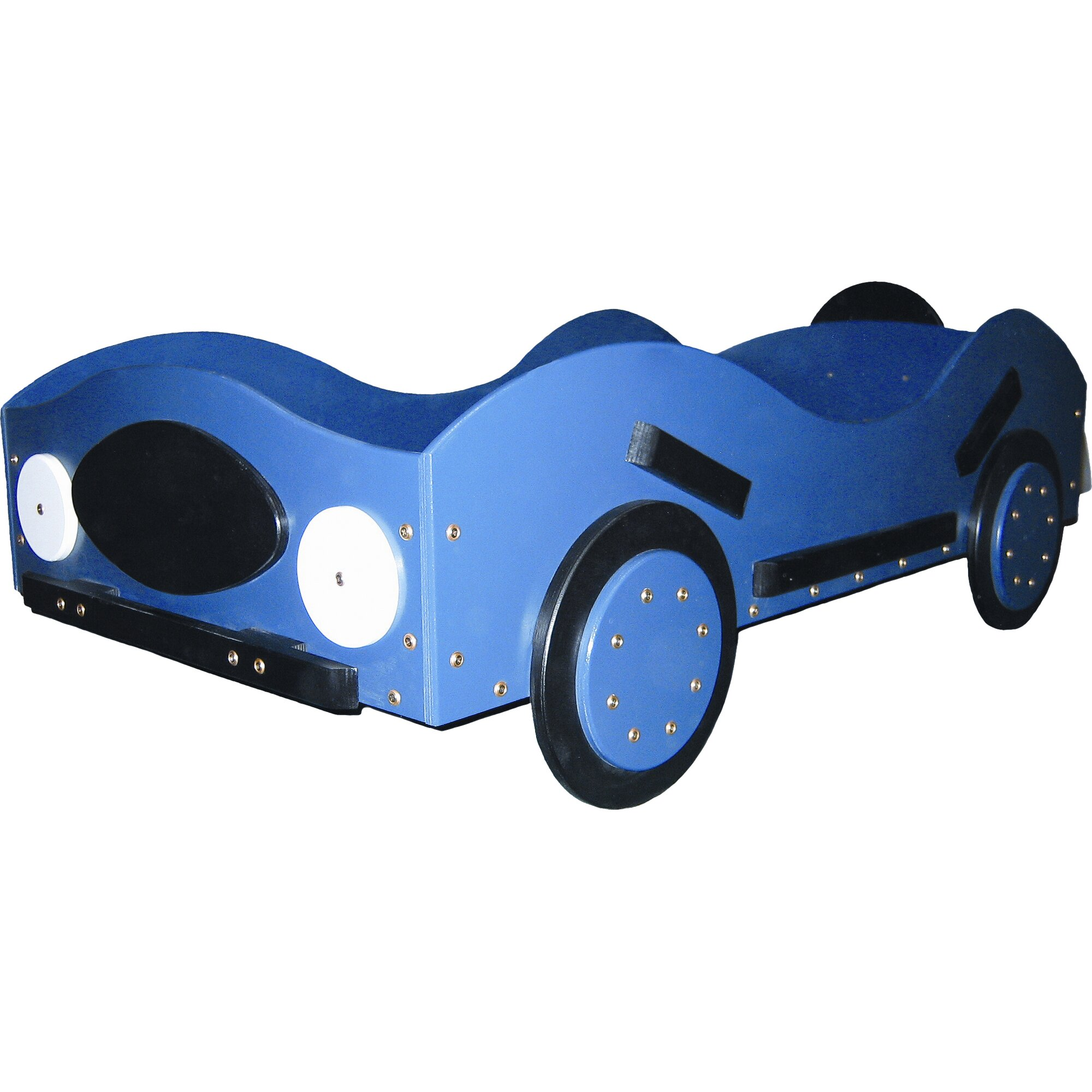 Just kids stuff new style race toddler car bed reviews for New style bed