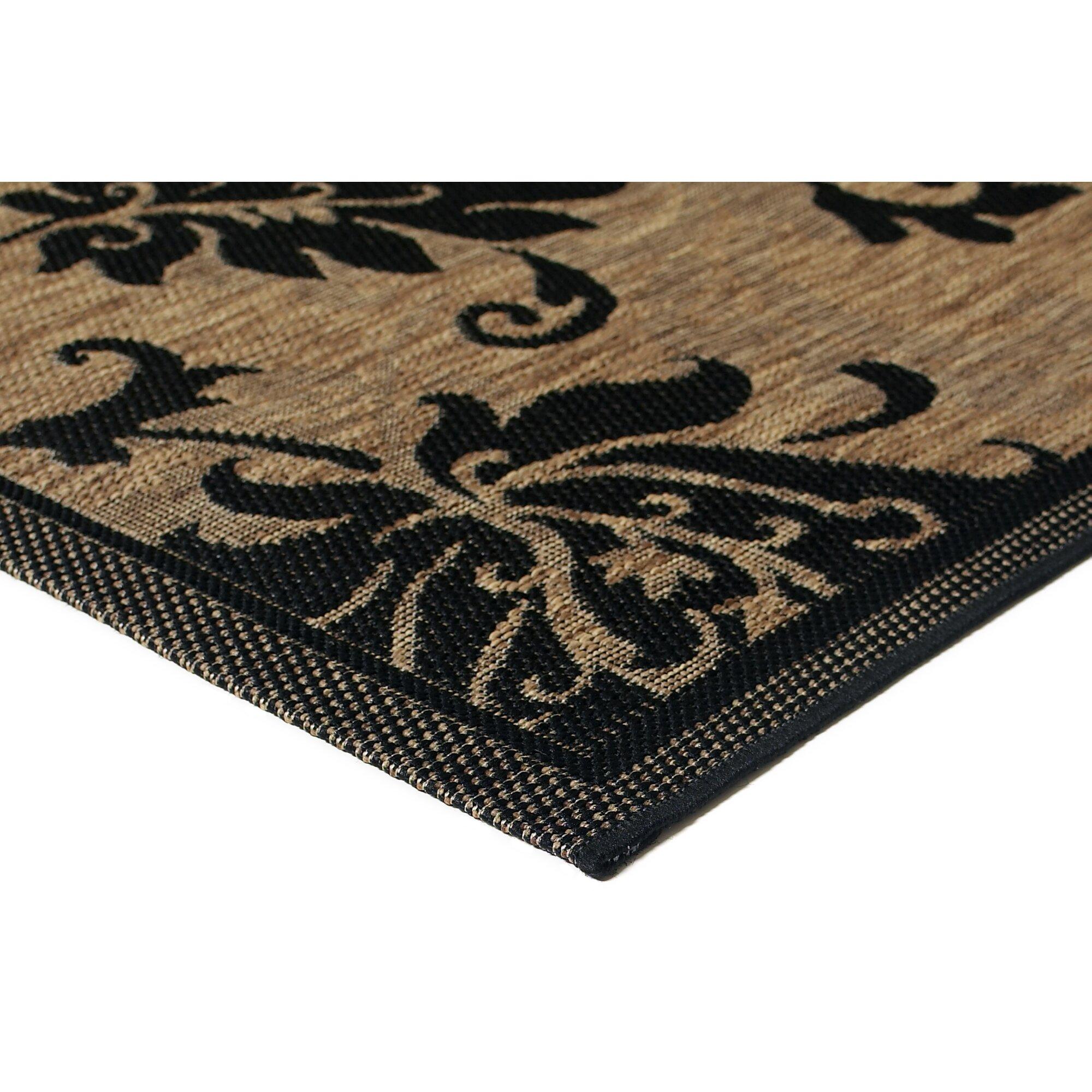 Balta fair haven black indoor outdoor area rug reviews for 10x10 area rug