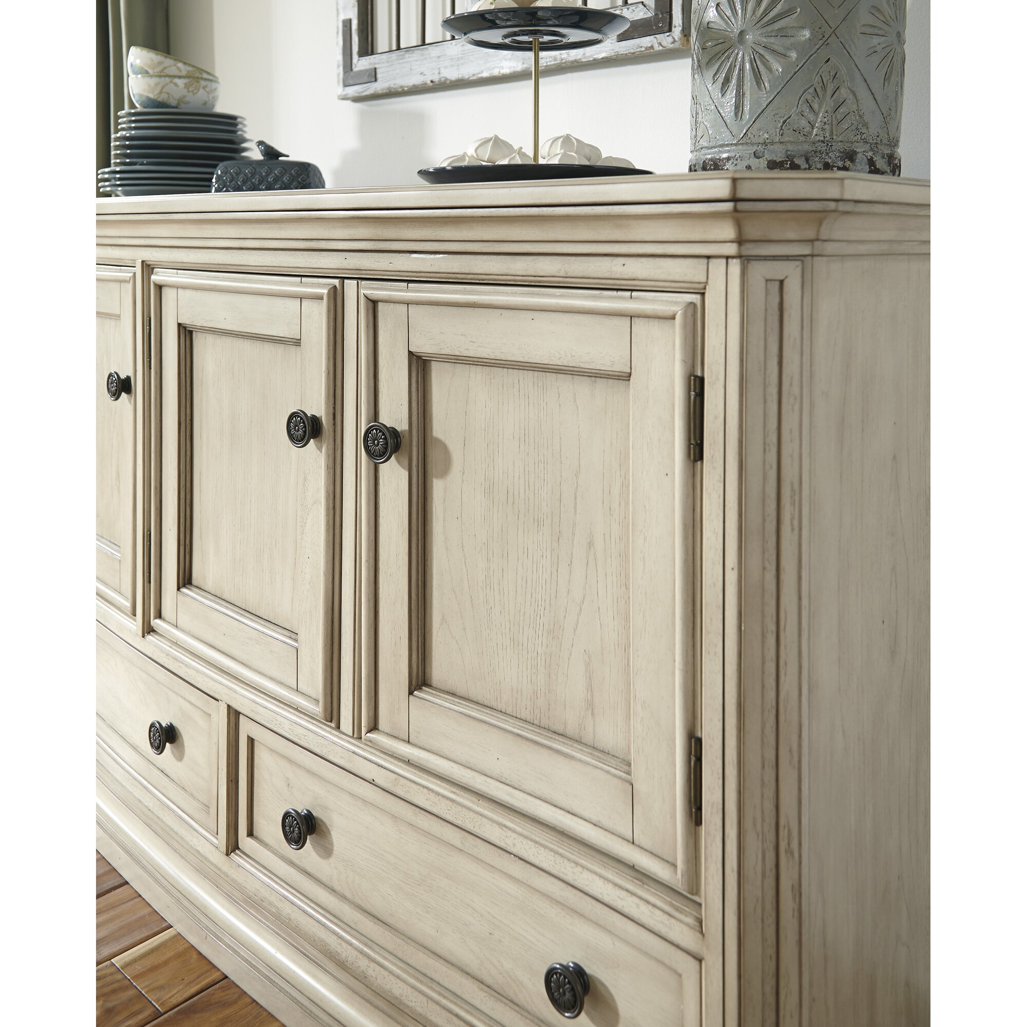 Signature Design by Ashley Dining Room Sideboard & Reviews | Wayfair