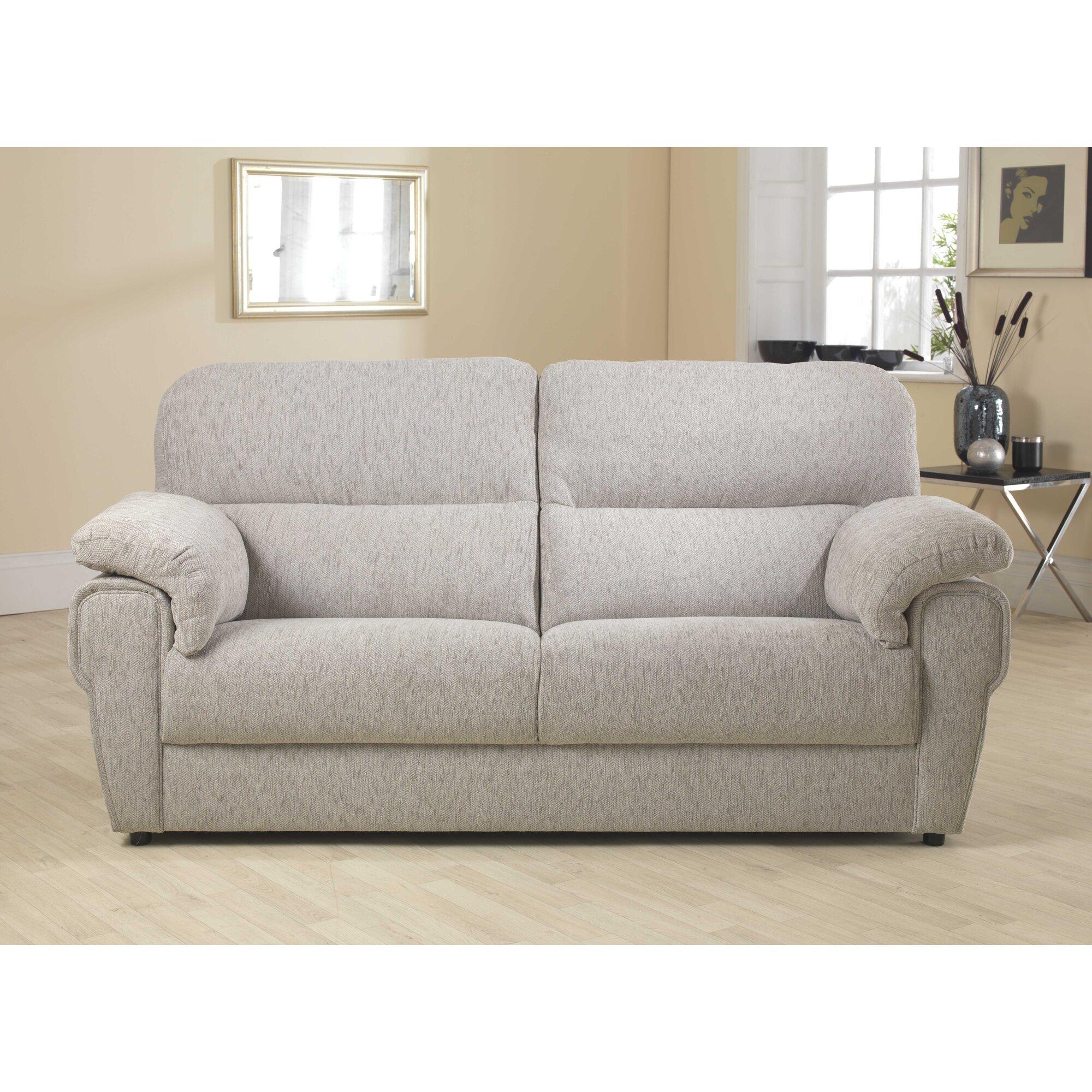 The furniture company ltd madrid 3 seater sofa for Sofas 2 plazas baratos madrid