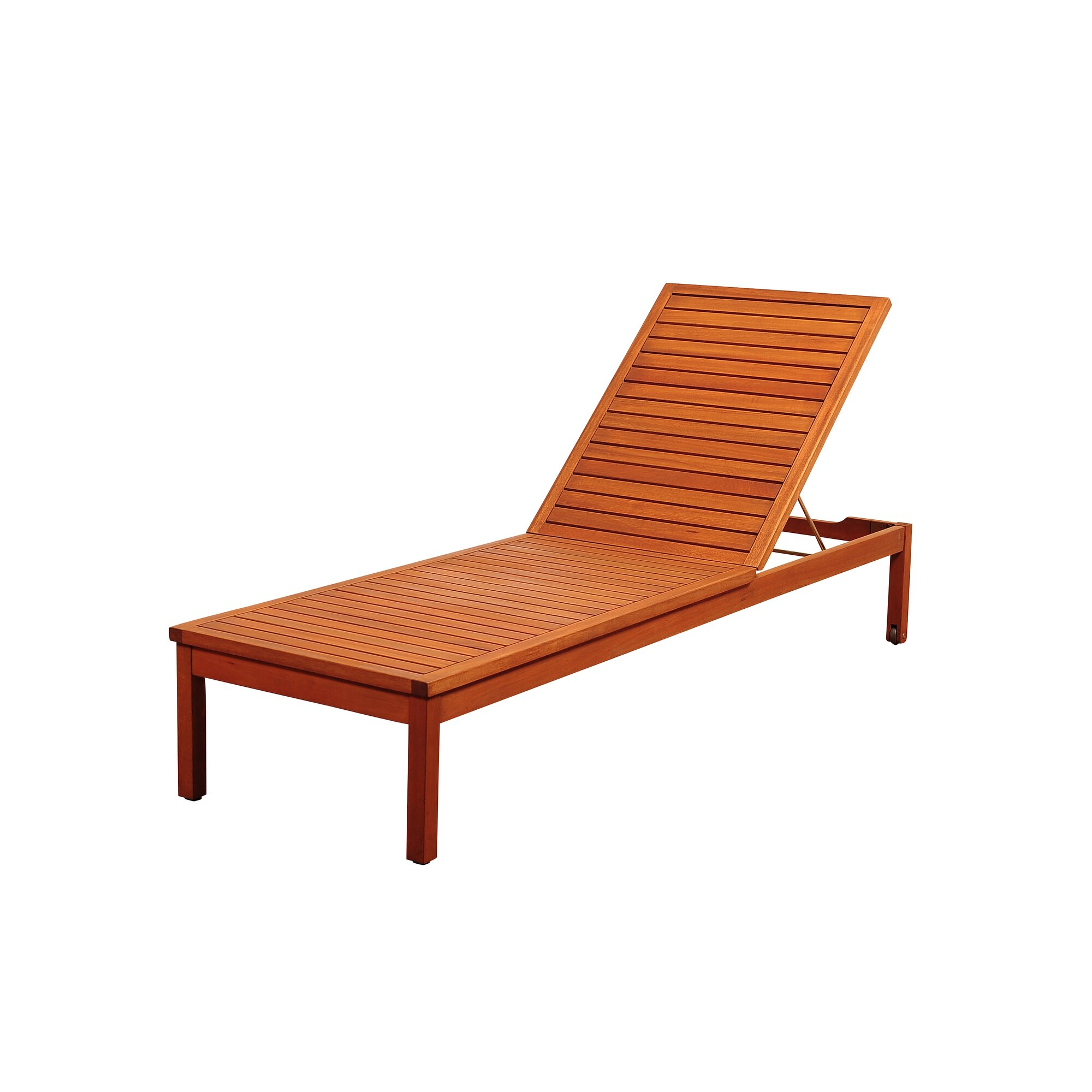 Beachcrest Home Elsmere 3 Piece Chaise Lounge Set with