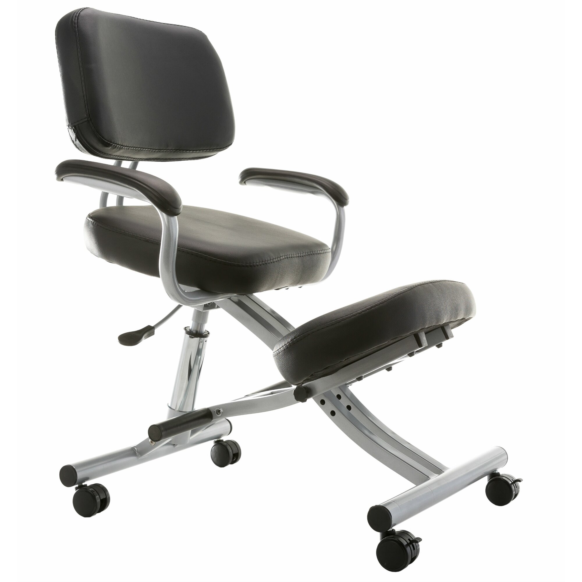Relax The Back Kneeling Chair Interesting Gravity Balans The