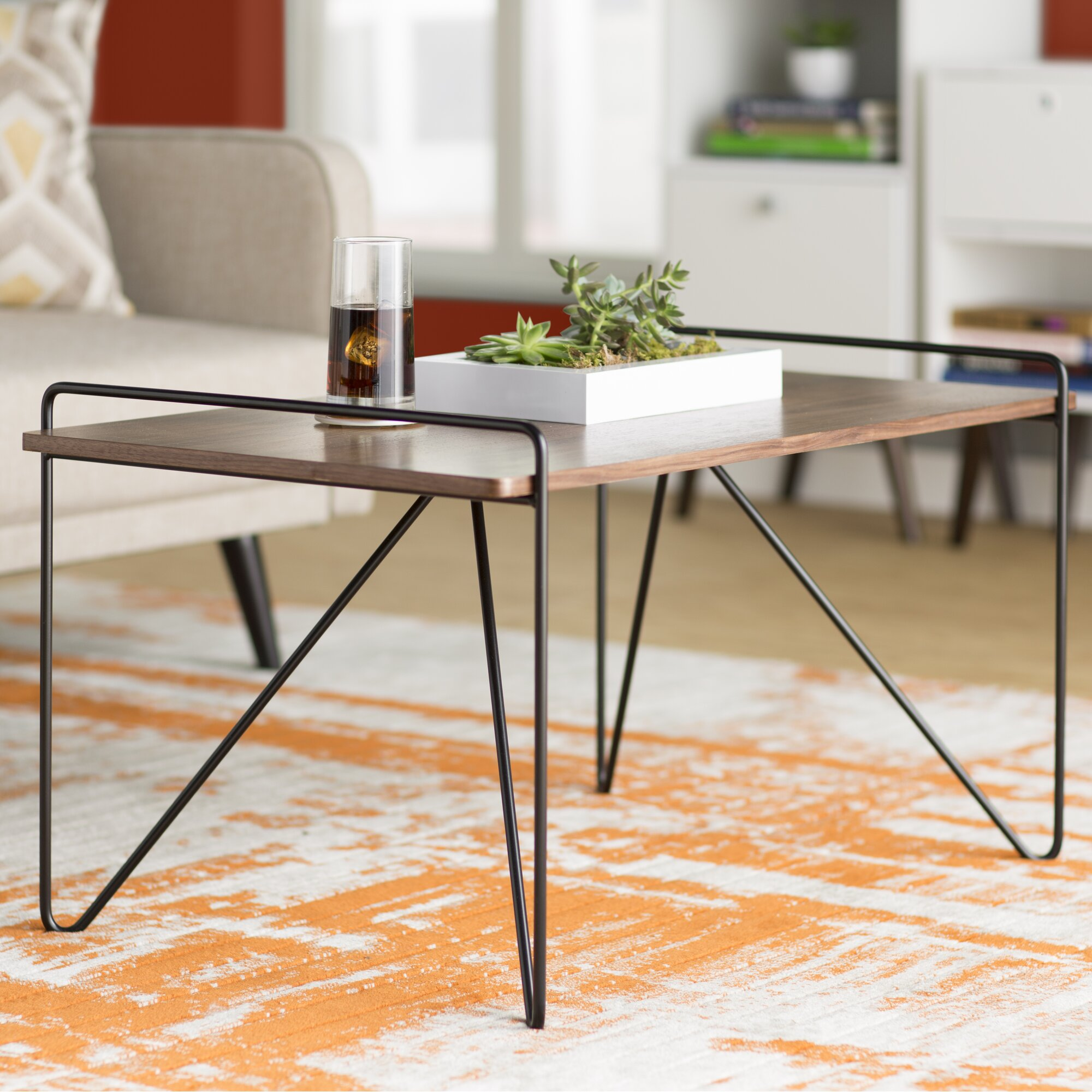 Flor Coffee Table Reviews Allmodern