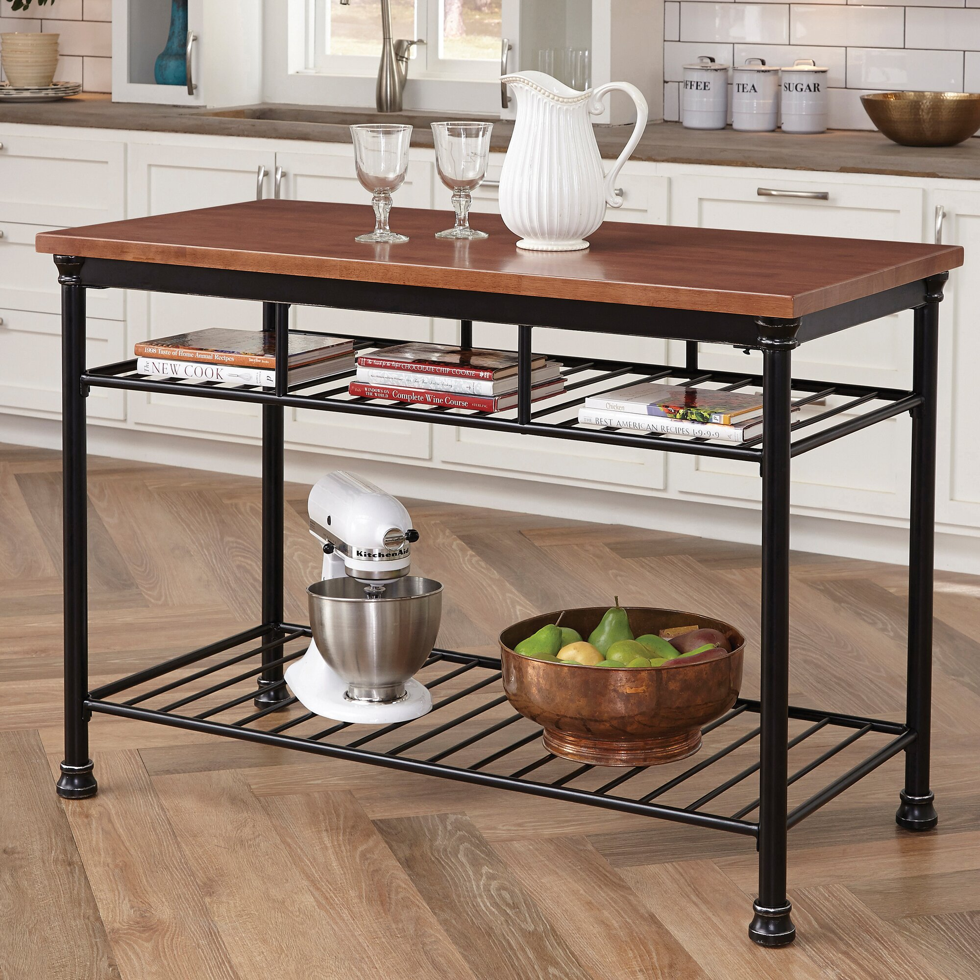 Home Styles Baton Rouge Kitchen Island & Reviews