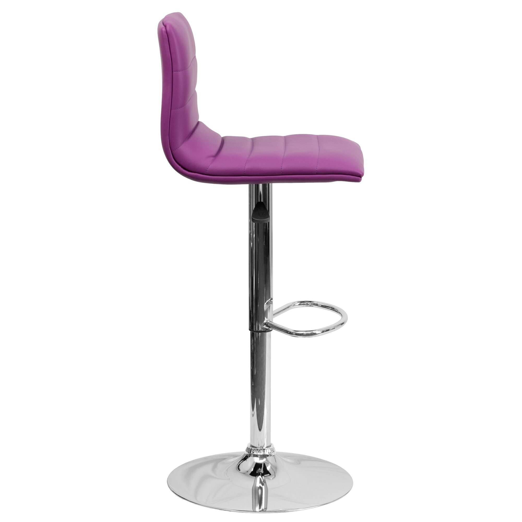 Wade Logan Clay Adjustable Height Swivel Bar Stool  : ClayAdjustableHeightSwivelBarStool from www.wayfair.com size 2000 x 2000 jpeg 98kB