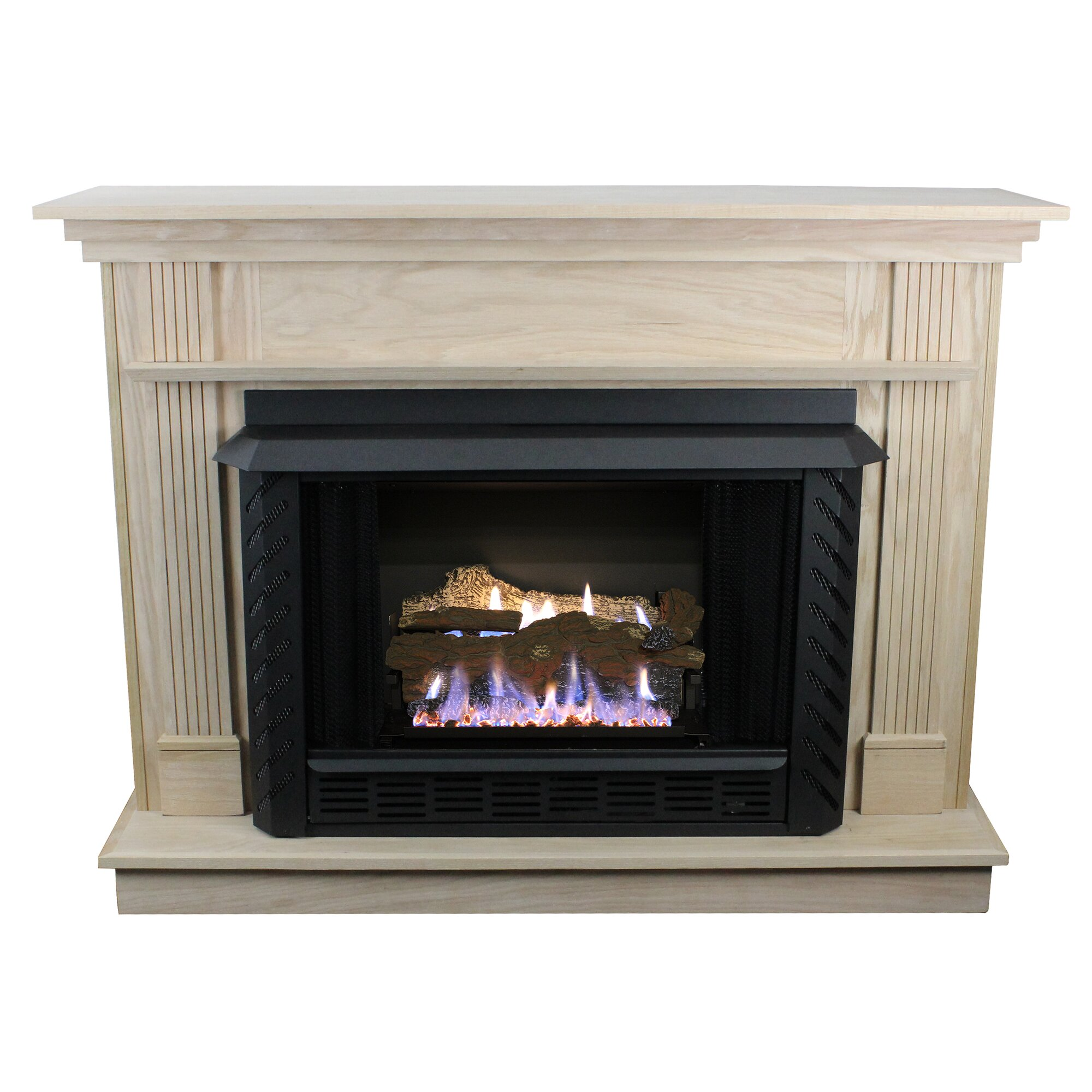 Ashley Hearth Vent Free Gas Fireplace & Reviews | Wayfair