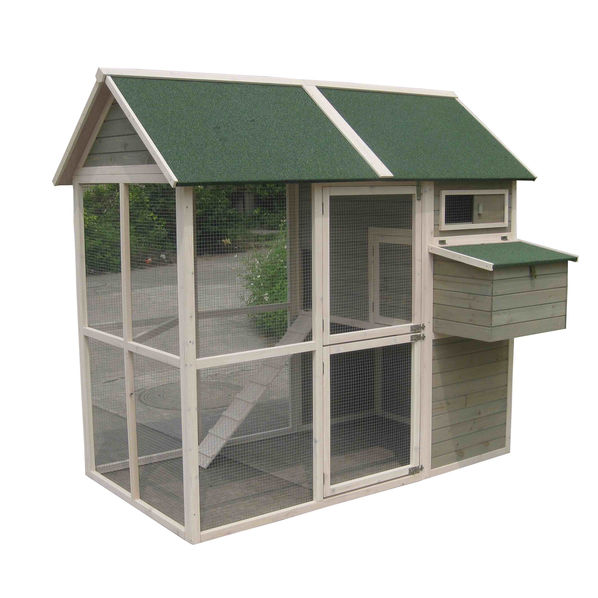 Innovation Pet Coops And Feathers Walk In Chicken Coop