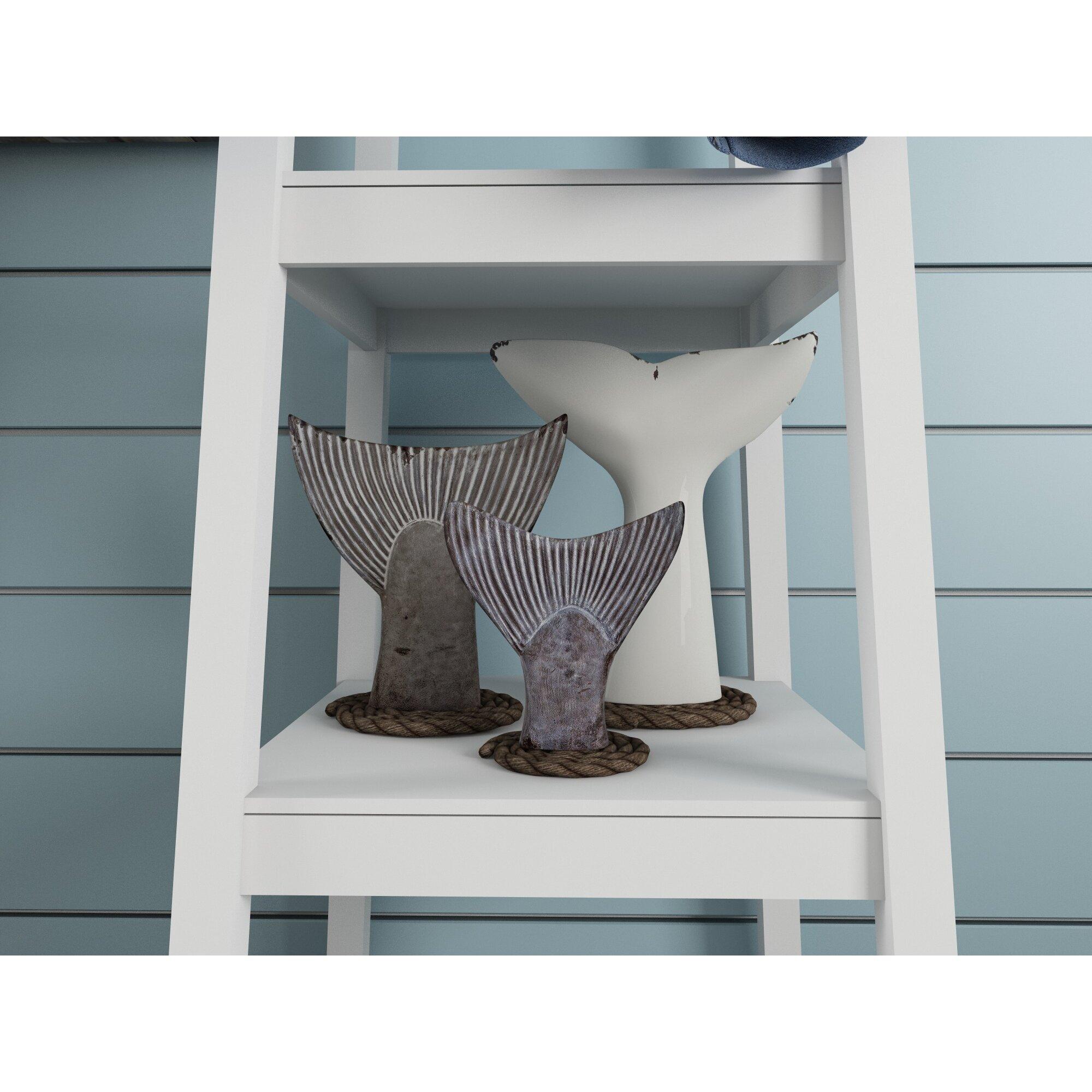3 Piece Utensil Wall Décor Set : Breakwater bay seaworthy piece fish tail wall decor set